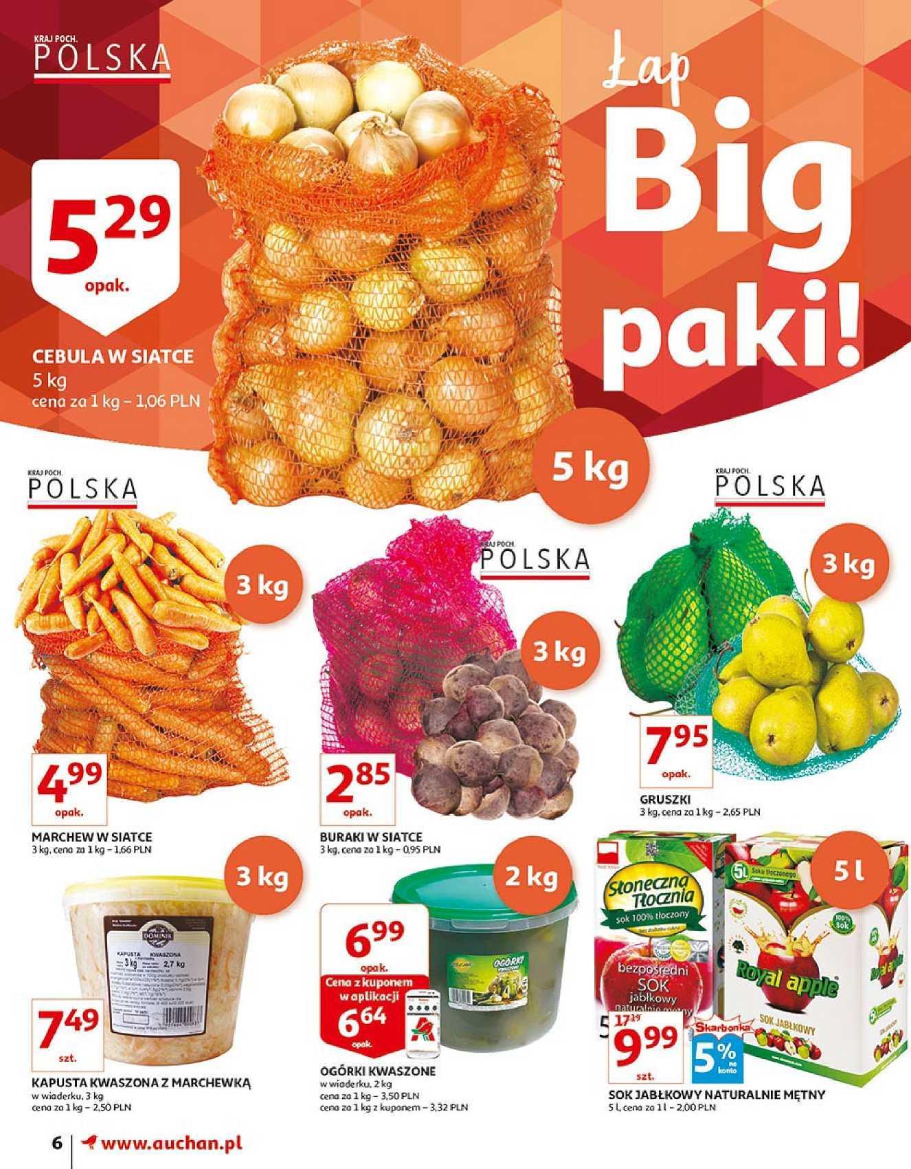 Gazetka promocyjna Auchan do 03/10/2018 str.5