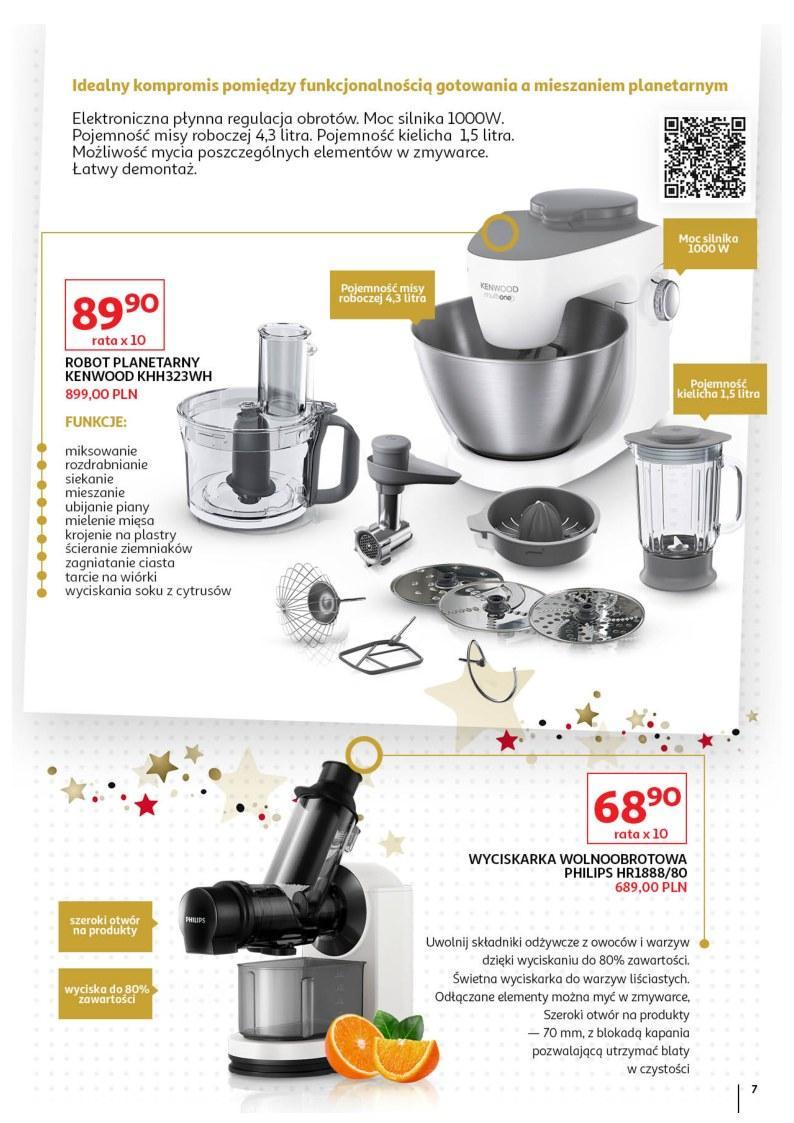 Gazetka promocyjna Auchan do 23/12/2018 str.7
