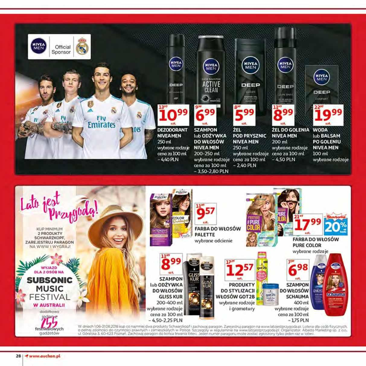 Gazetka promocyjna Auchan do 12/06/2018 str.28