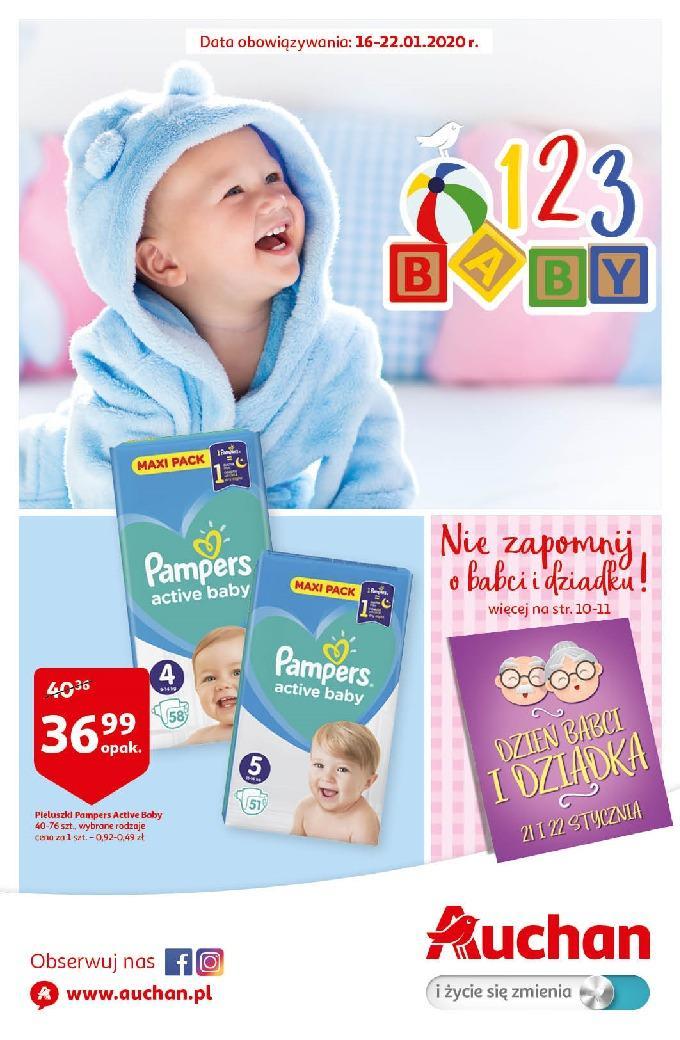 Gazetka promocyjna Auchan do 22/01/2020 str.1