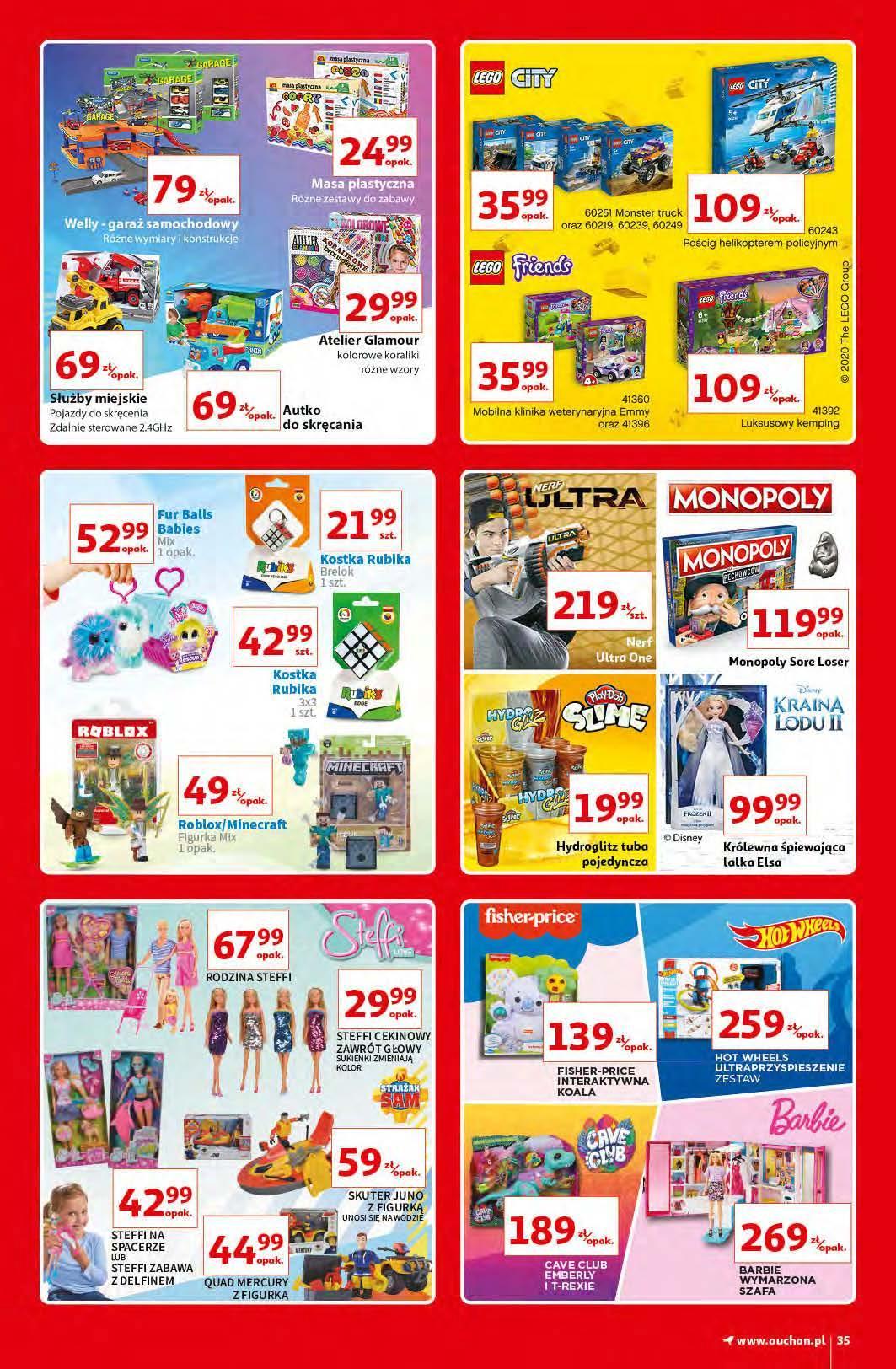 Gazetka promocyjna Auchan do 21/10/2020 str.34