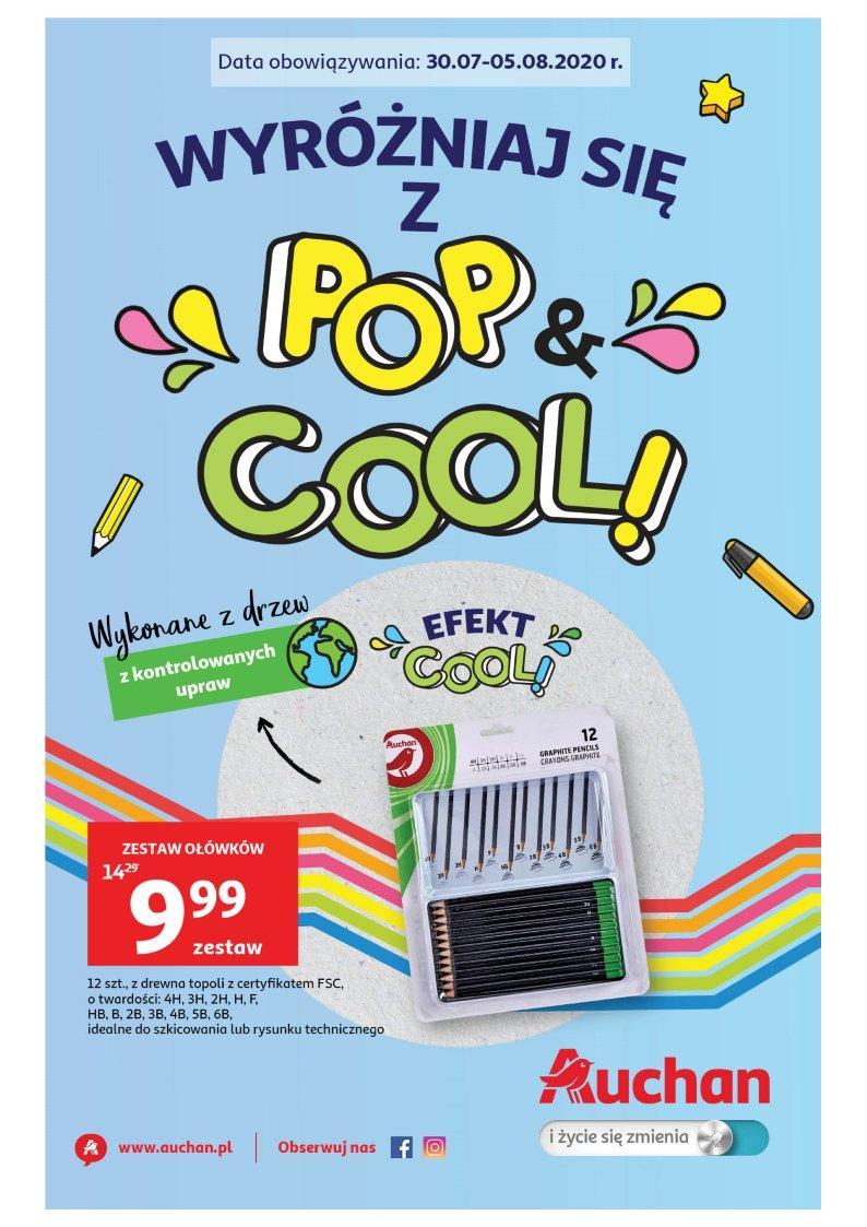Gazetka promocyjna Auchan do 05/08/2020 str.1