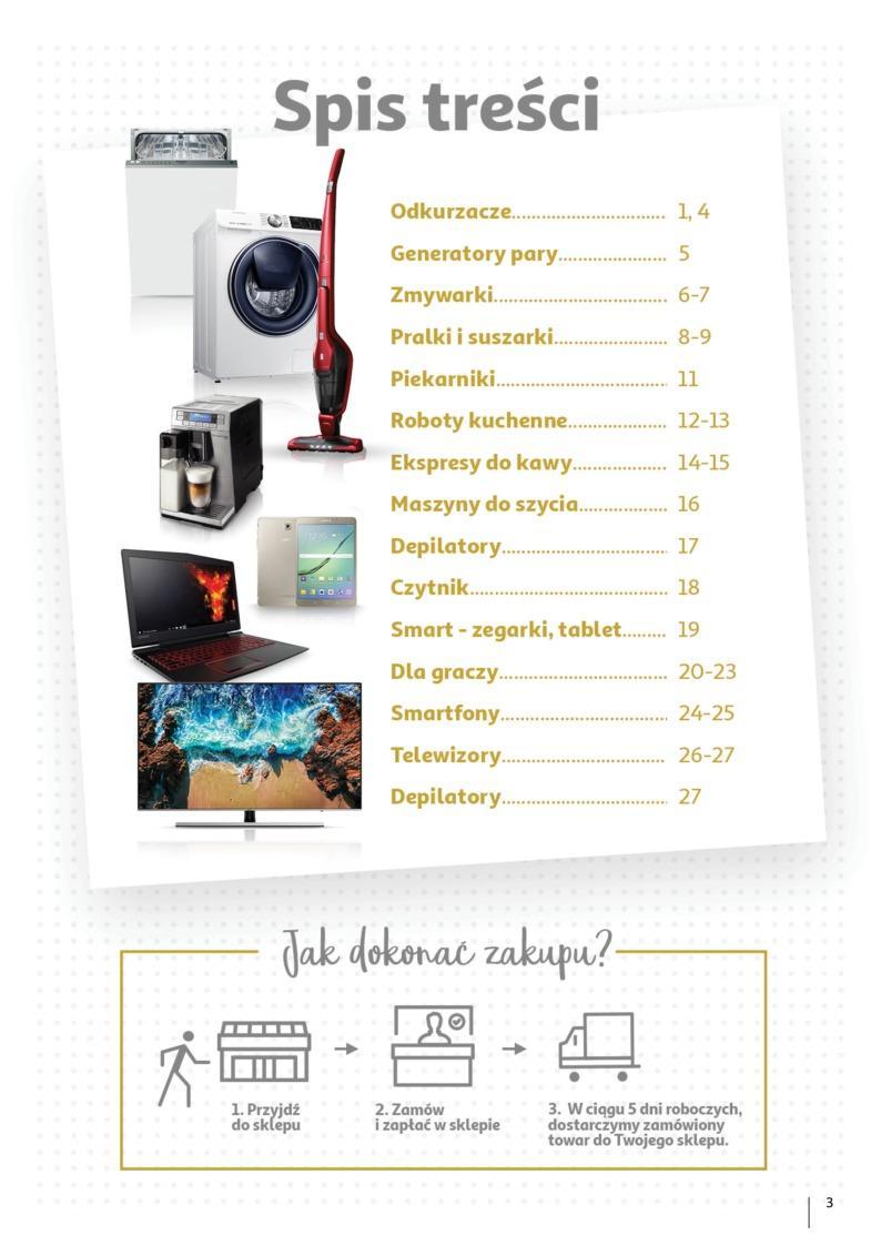Gazetka promocyjna Auchan do 13/11/2018 str.3