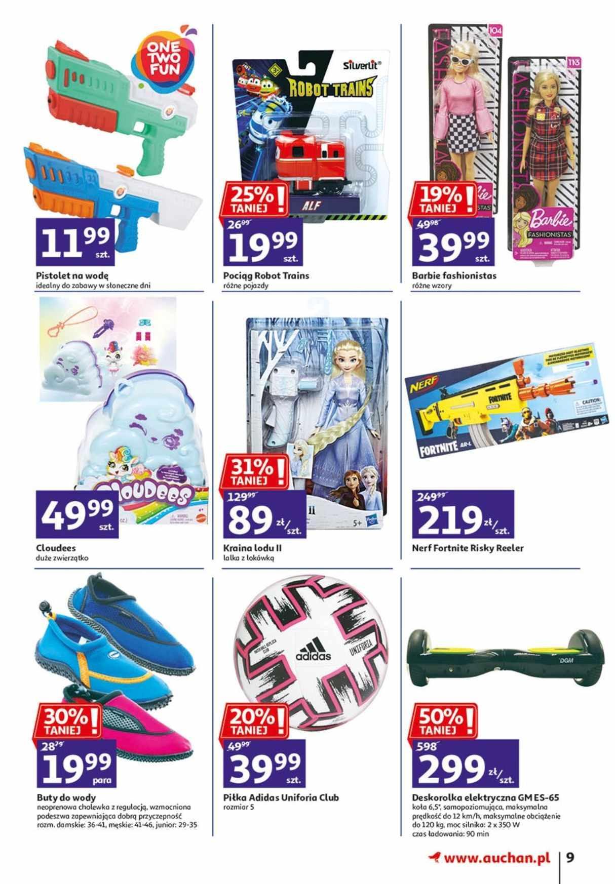 Gazetka promocyjna Auchan do 01/07/2020 str.8