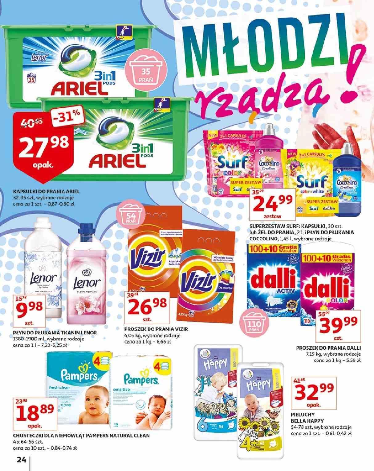 Gazetka promocyjna Auchan do 21/08/2019 str.24