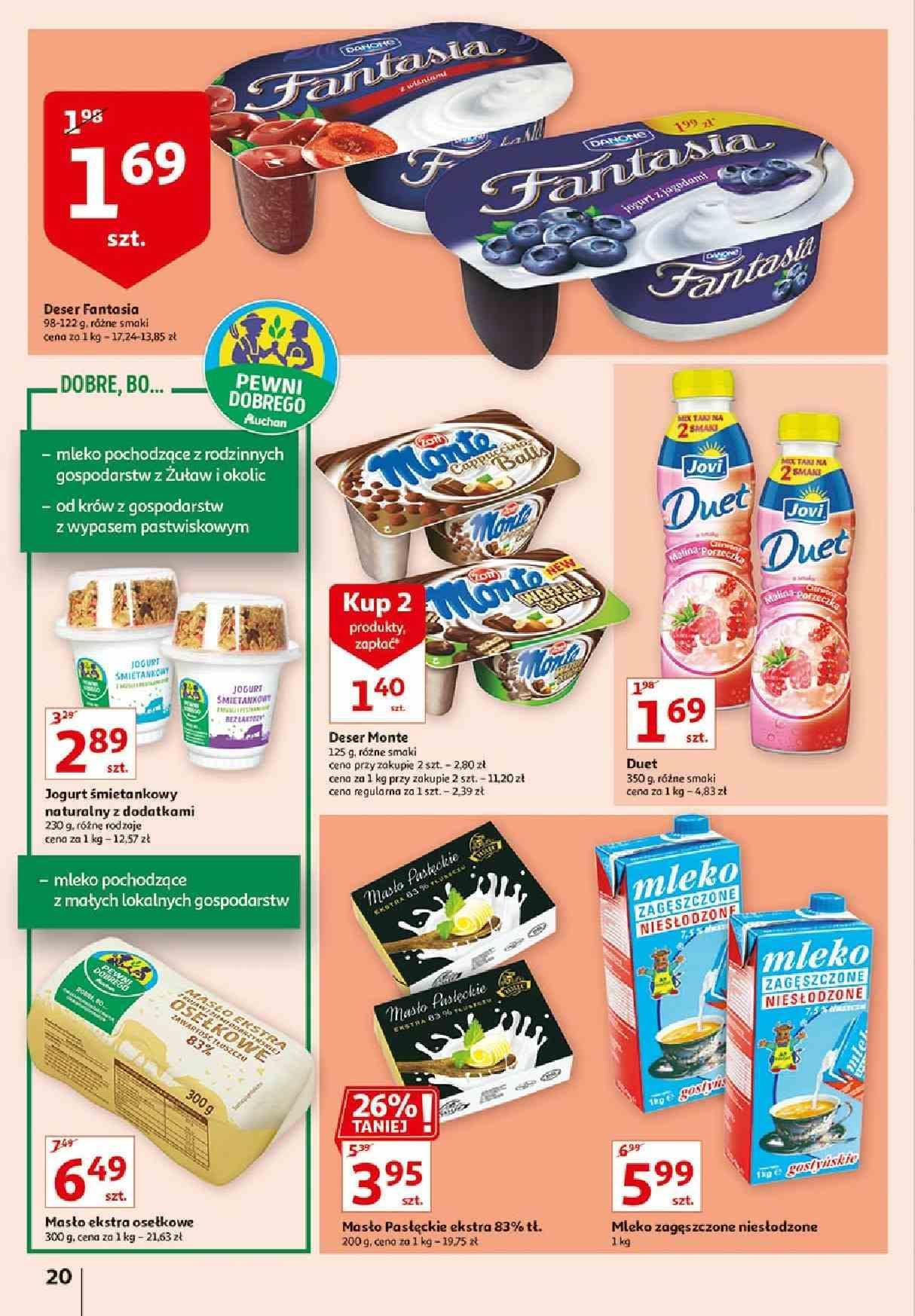 Gazetka promocyjna Auchan do 17/06/2020 str.19