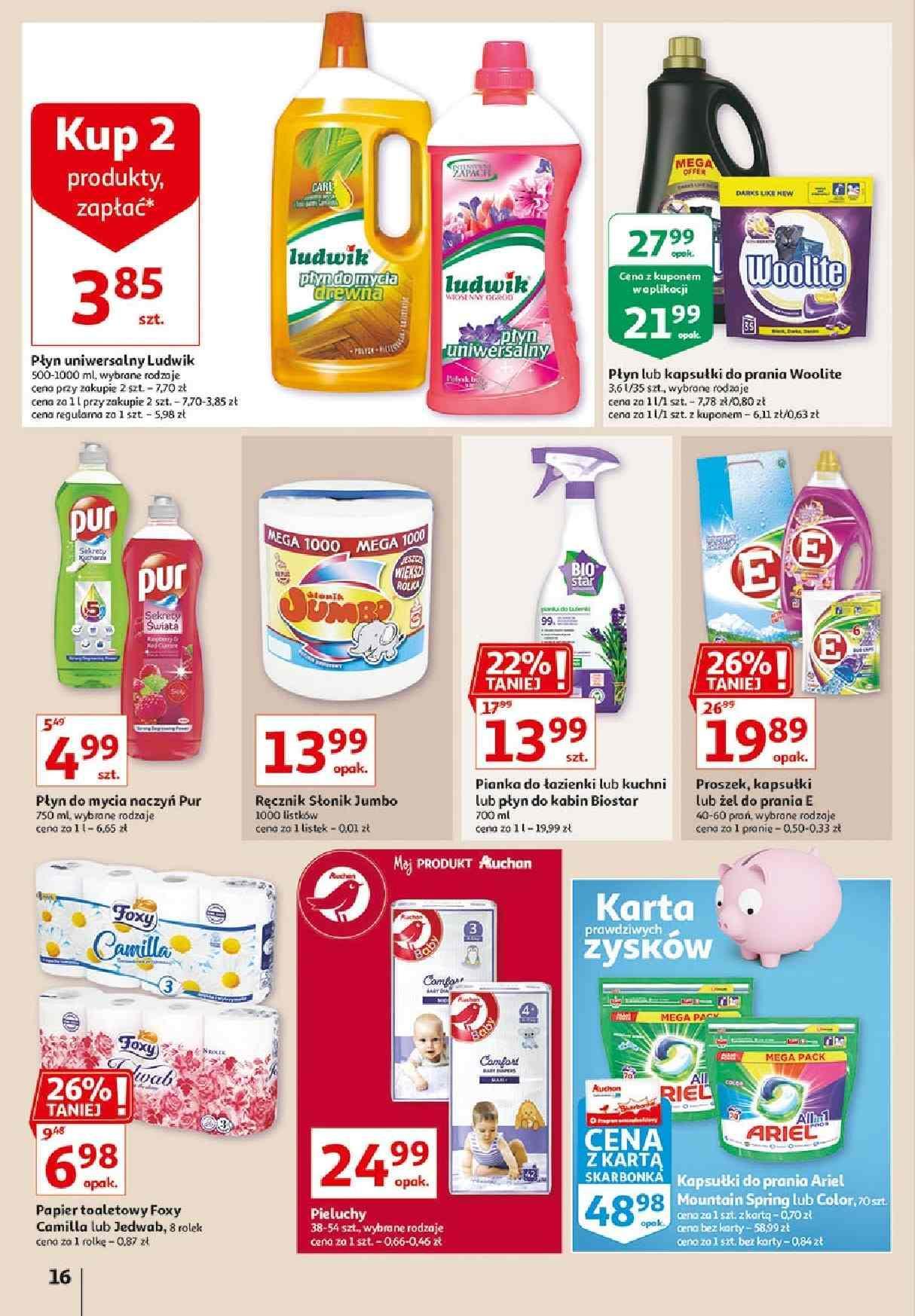Gazetka promocyjna Auchan do 26/08/2020 str.15