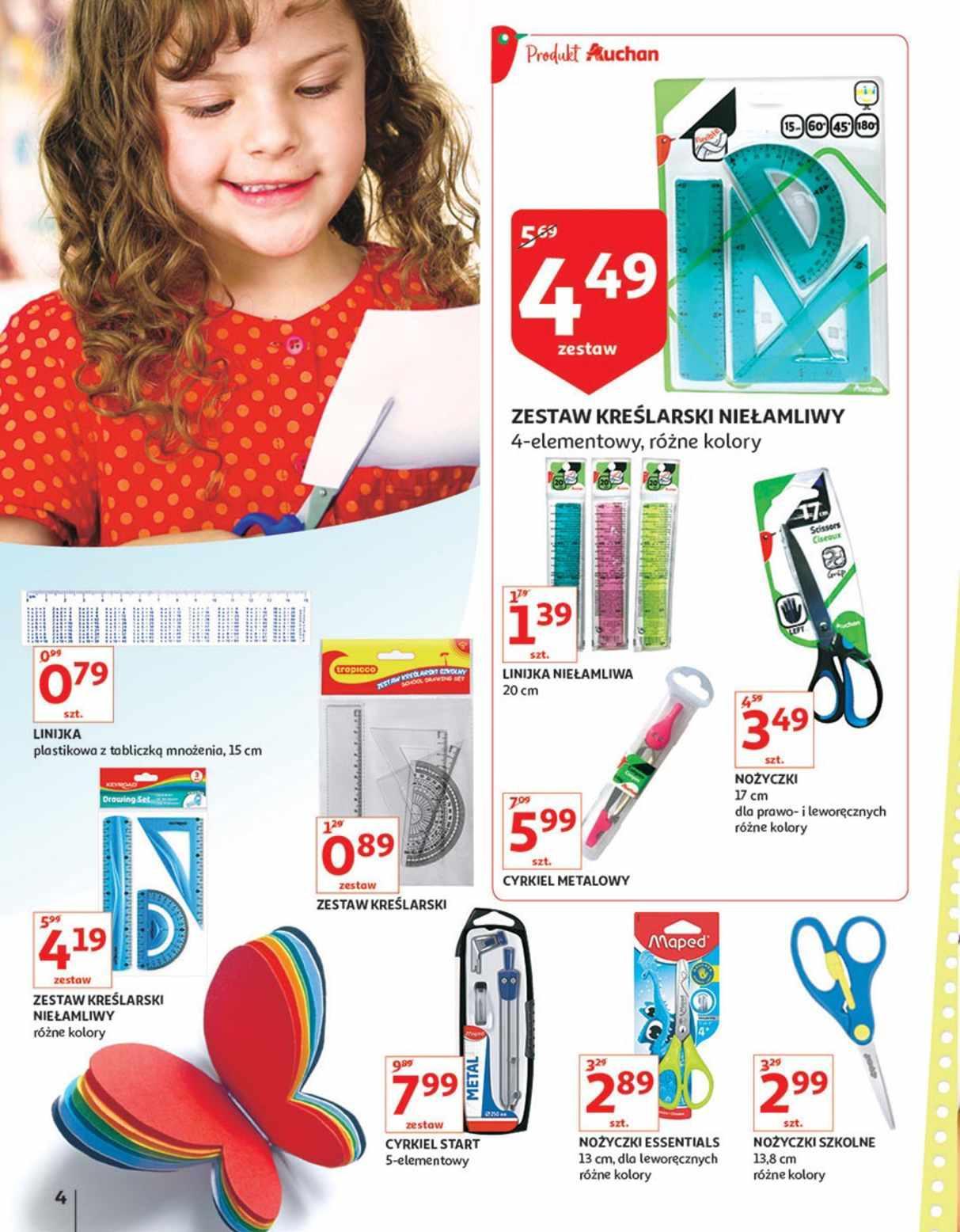 Gazetka promocyjna Auchan do 22/08/2018 str.4