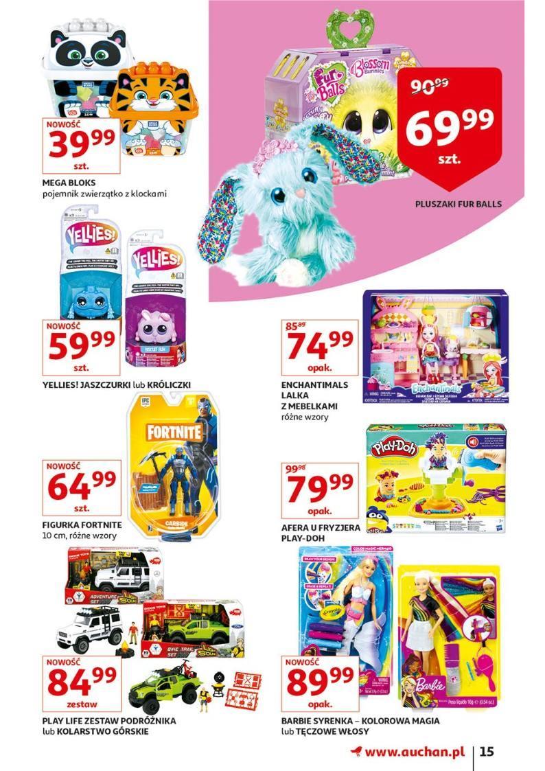 Gazetka promocyjna Auchan do 20/04/2019 str.14