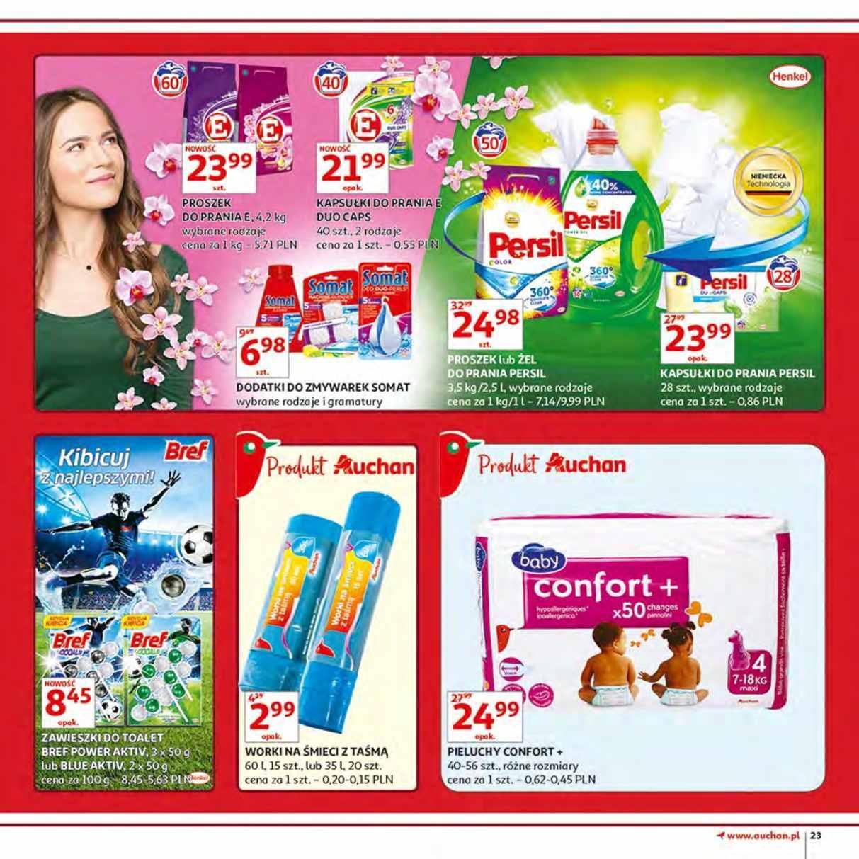 Gazetka promocyjna Auchan do 12/06/2018 str.23
