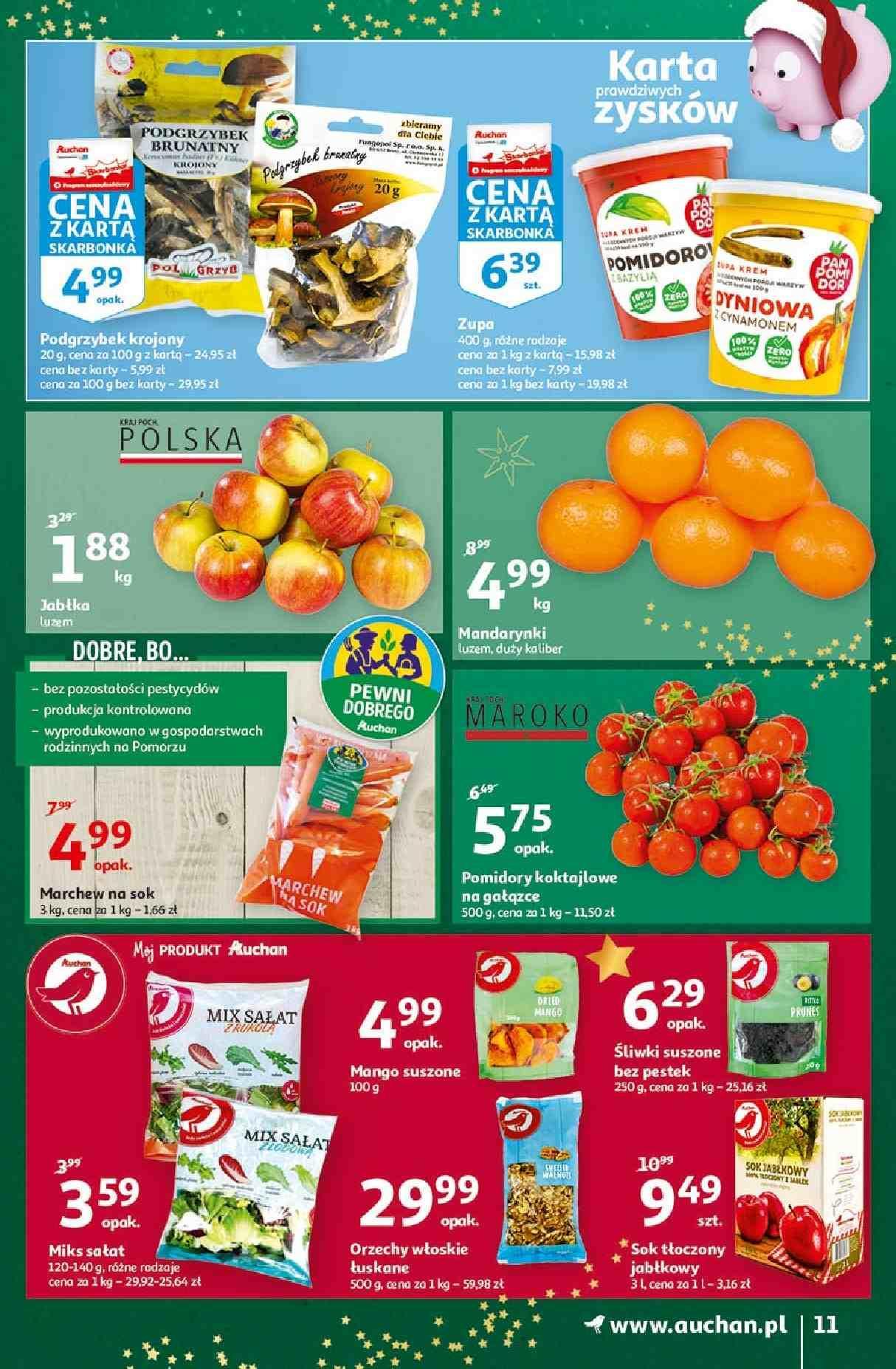Gazetka promocyjna Auchan do 25/11/2020 str.11