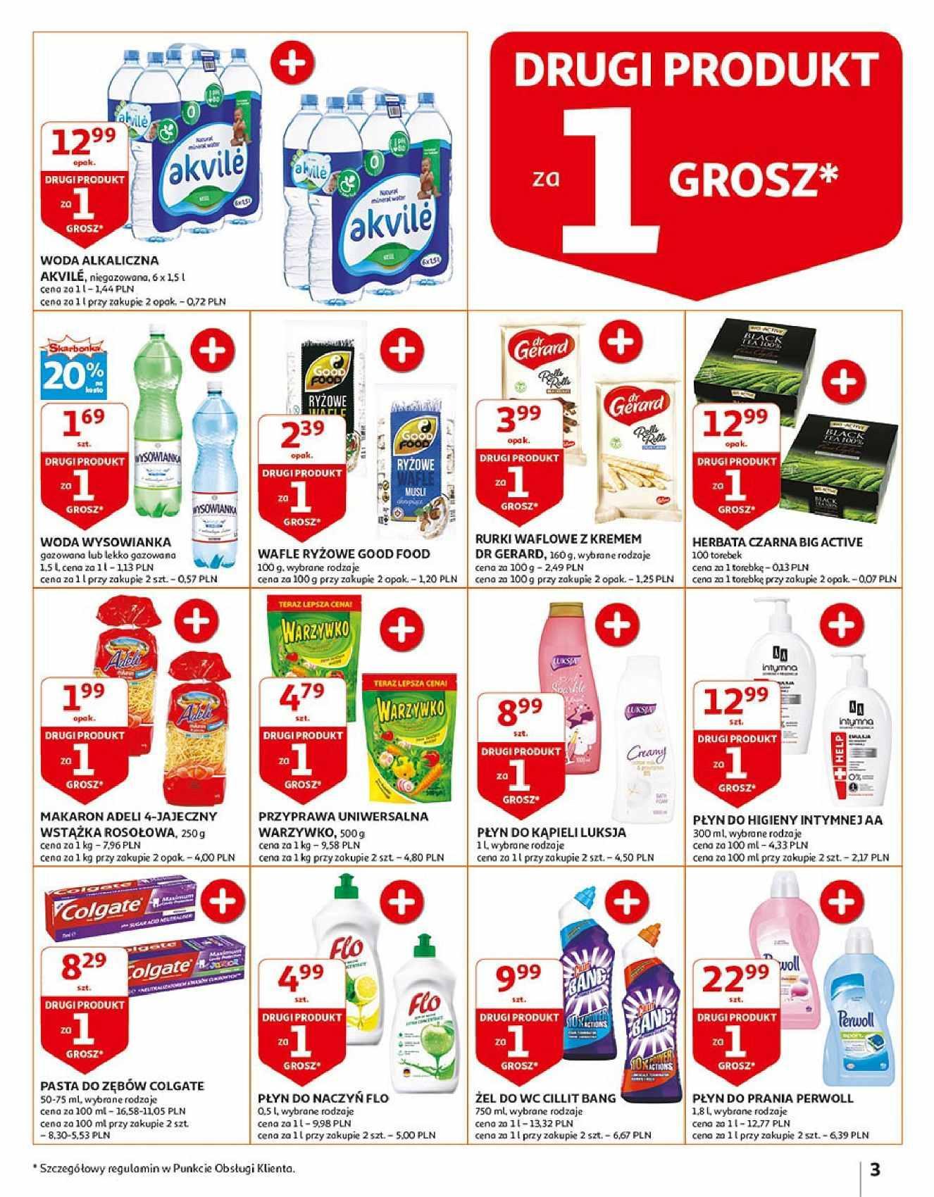 Gazetka promocyjna Auchan do 03/10/2018 str.2
