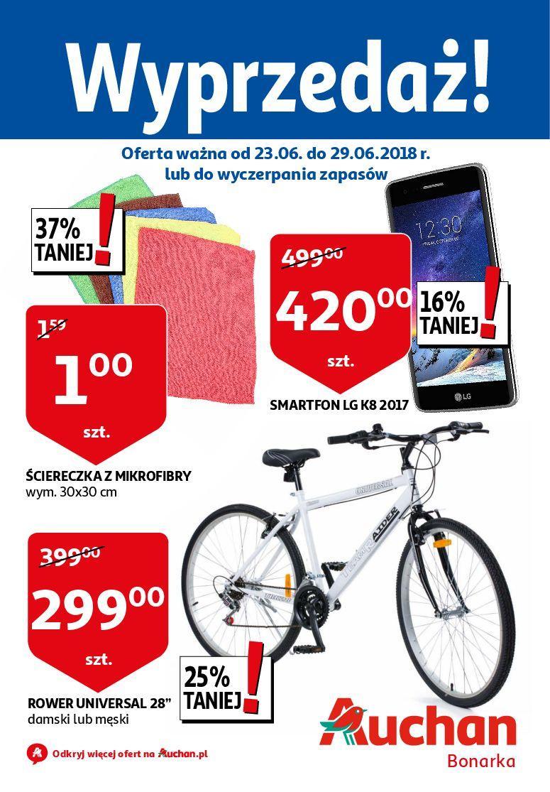 Gazetka promocyjna Auchan do 29/06/2018 str.0