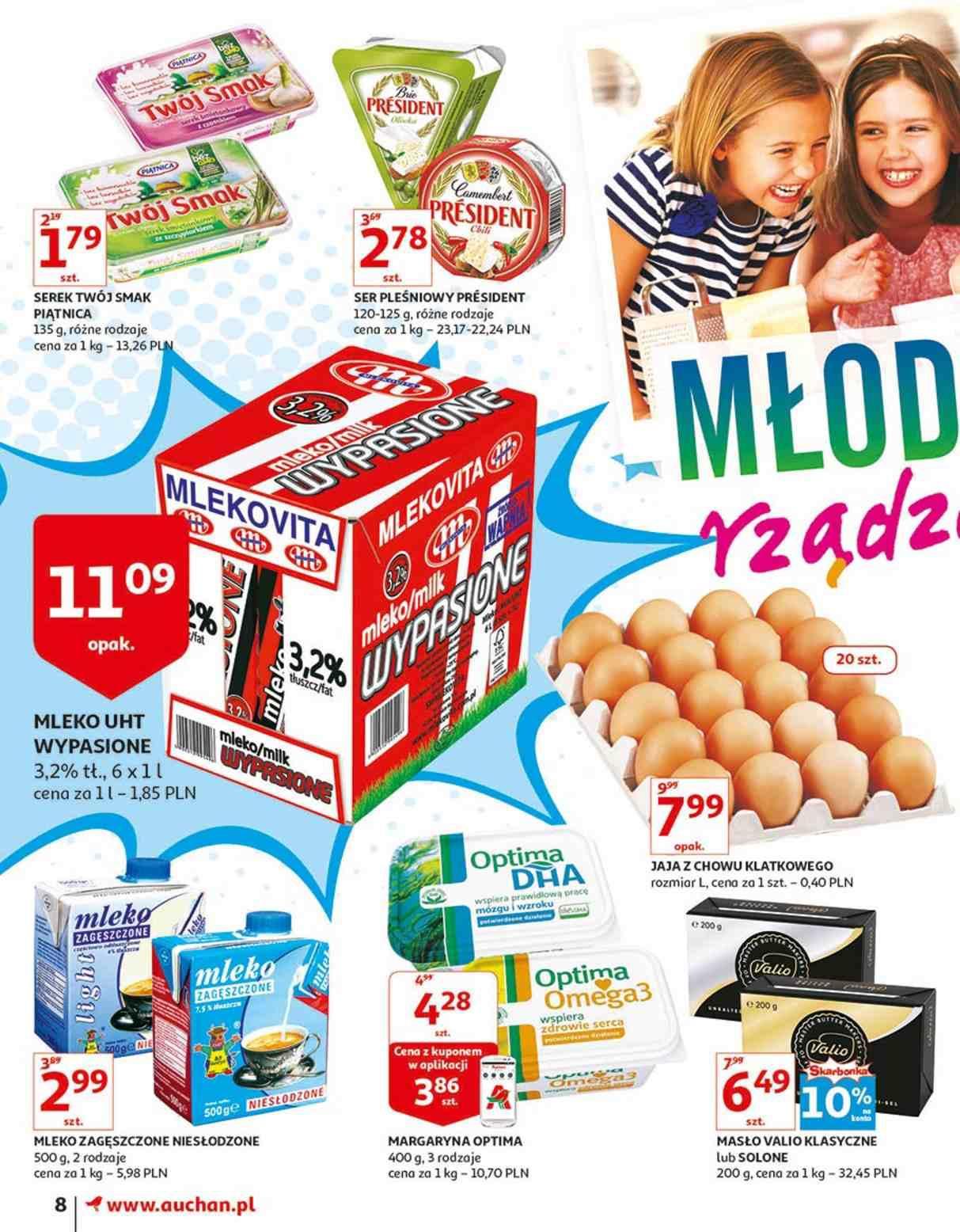 Gazetka promocyjna Auchan do 14/08/2018 str.8