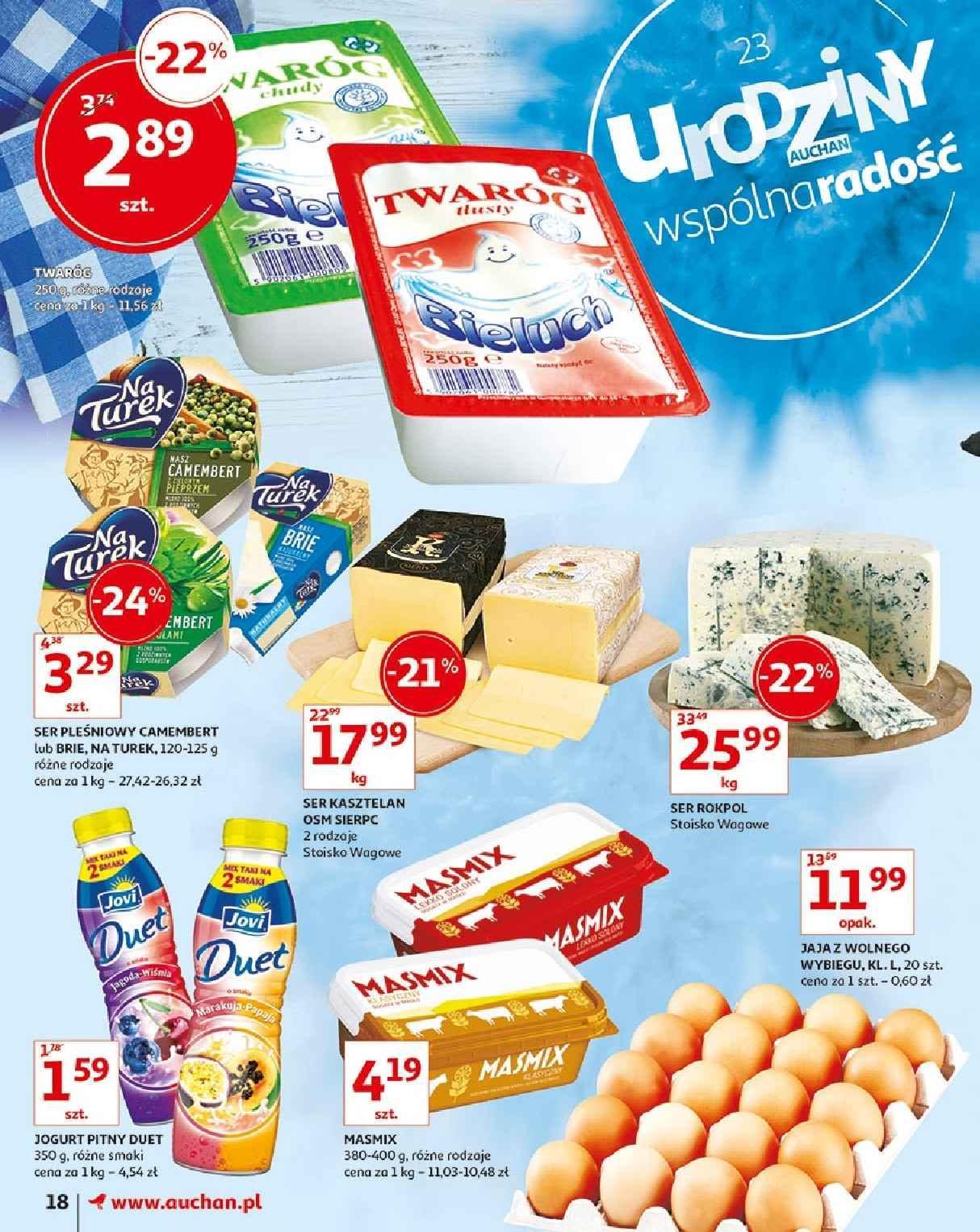 Gazetka promocyjna Auchan do 15/05/2019 str.18