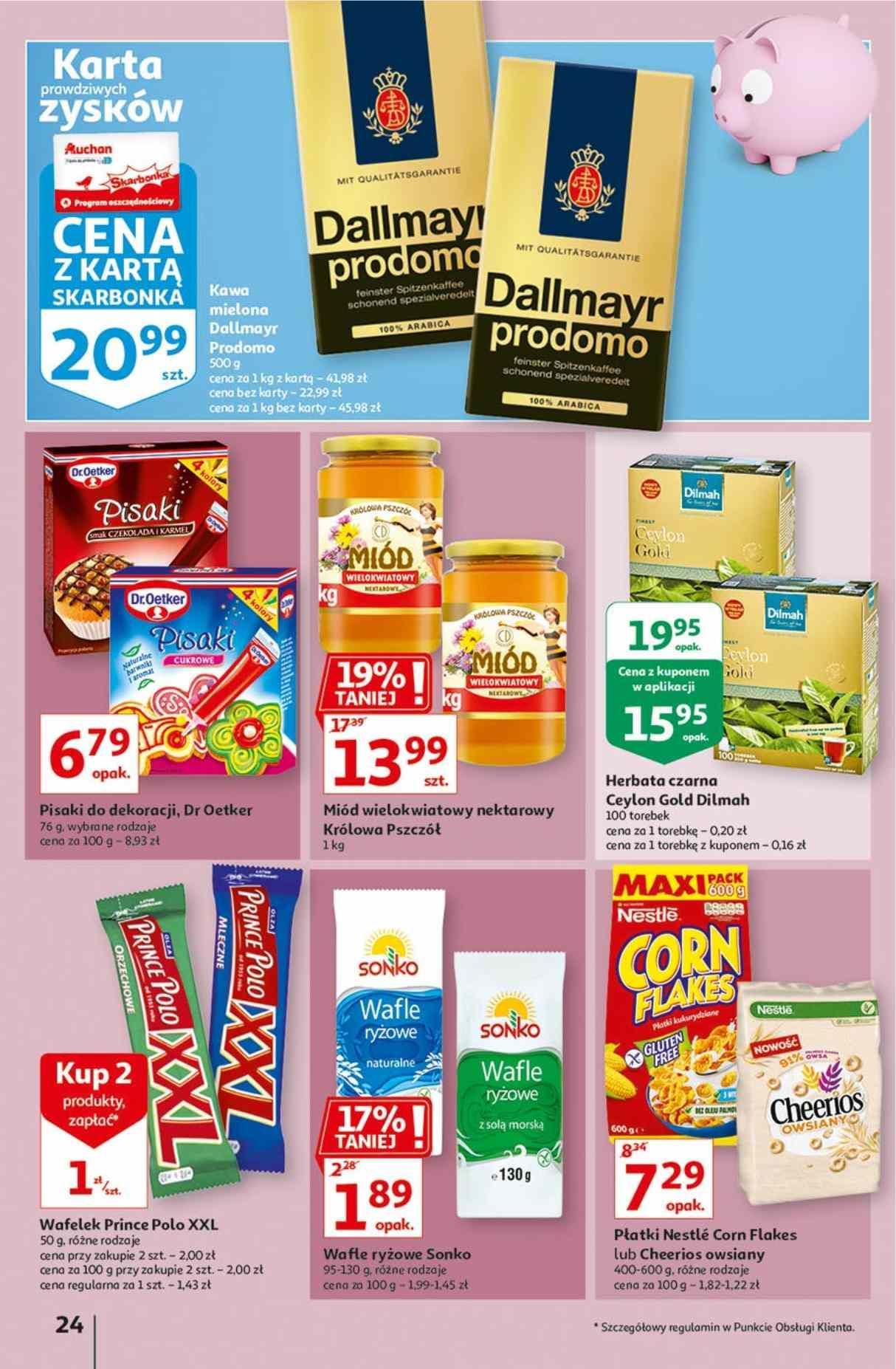 Gazetka promocyjna Auchan do 10/11/2020 str.23