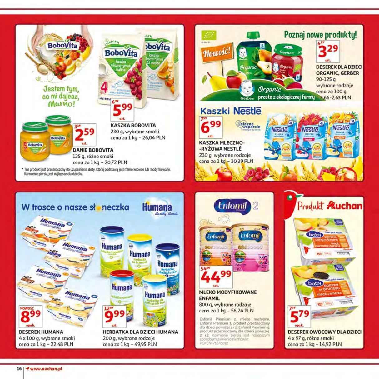 Gazetka promocyjna Auchan do 12/06/2018 str.16
