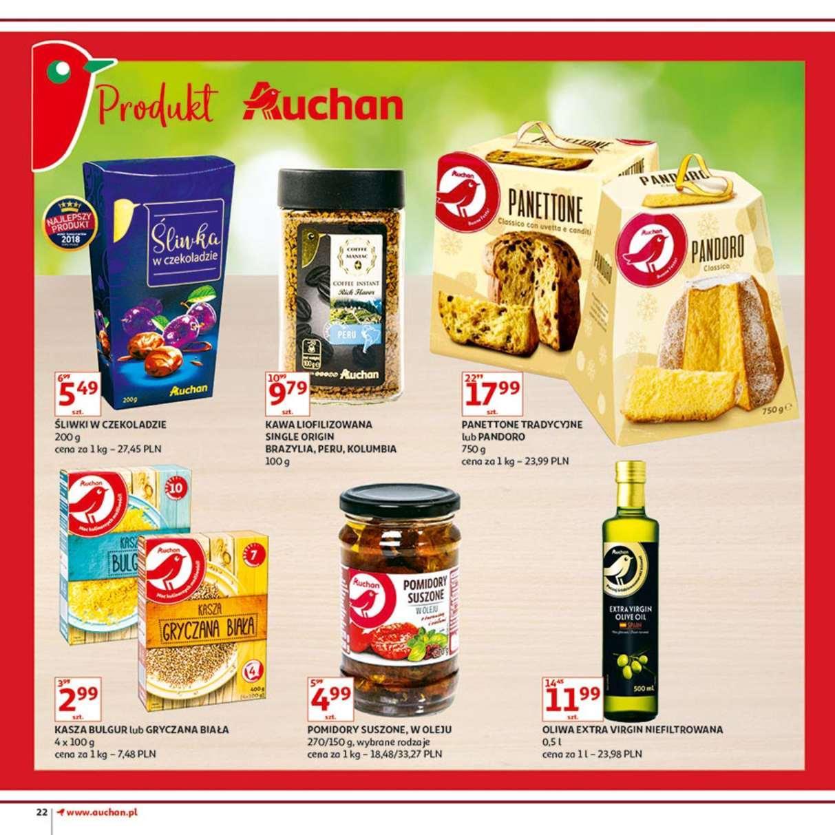Gazetka promocyjna Auchan do 12/12/2018 str.22