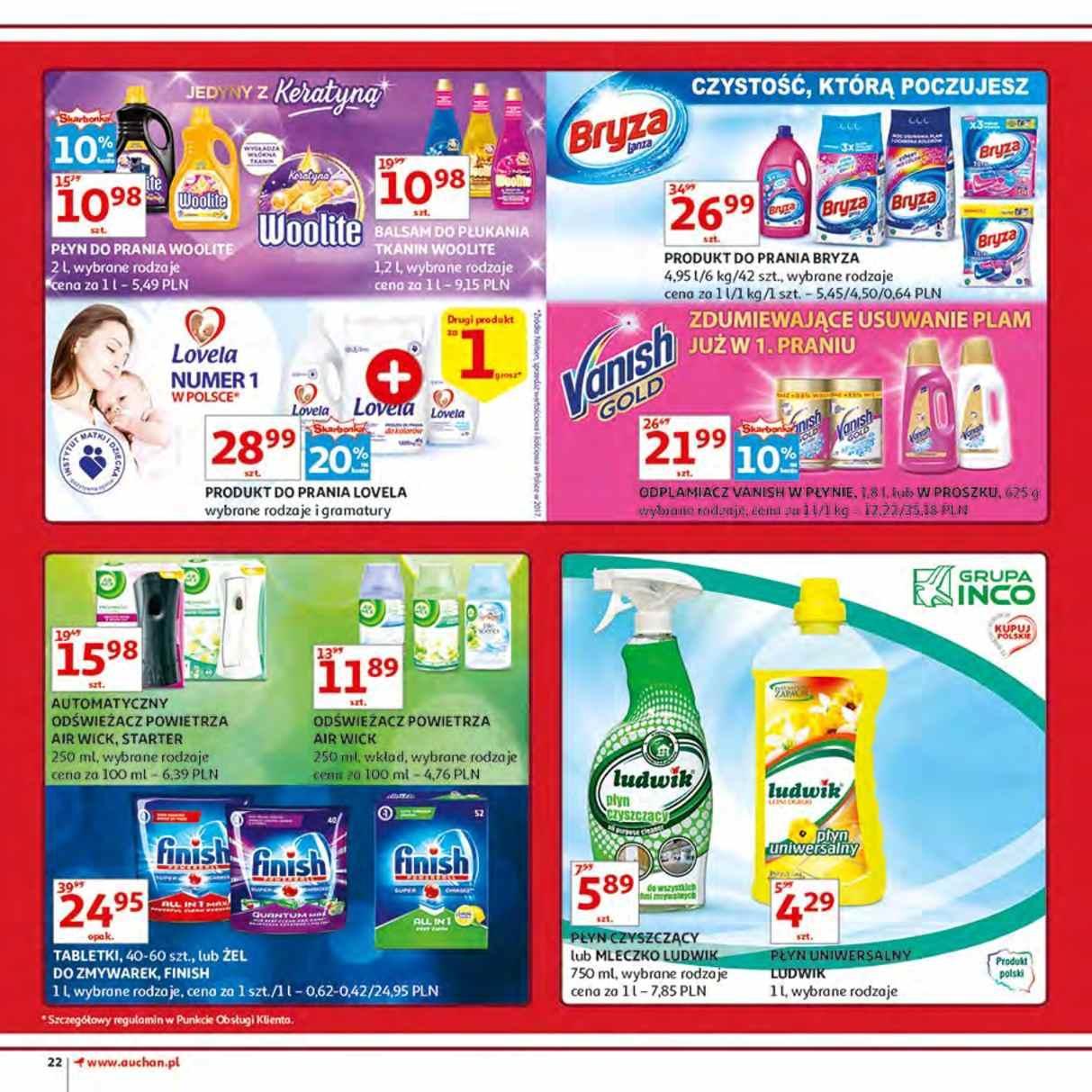 Gazetka promocyjna Auchan do 12/06/2018 str.22