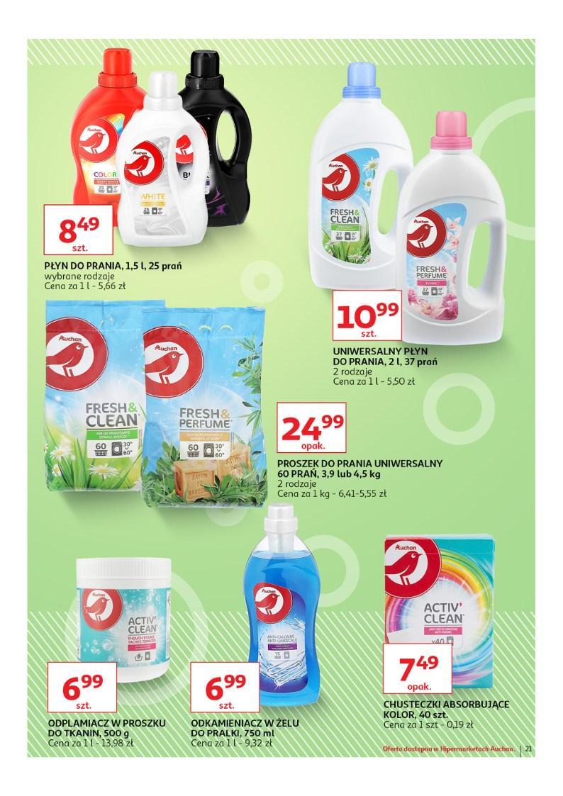 Gazetka promocyjna Auchan do 27/03/2019 str.21