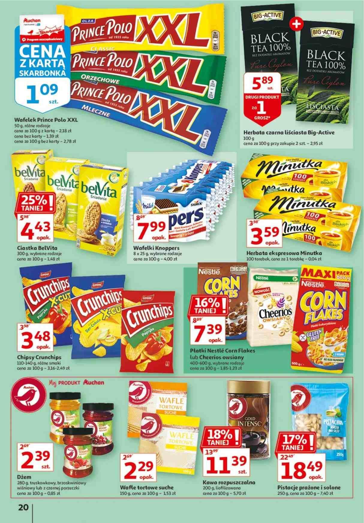 Gazetka promocyjna Auchan do 01/07/2020 str.19