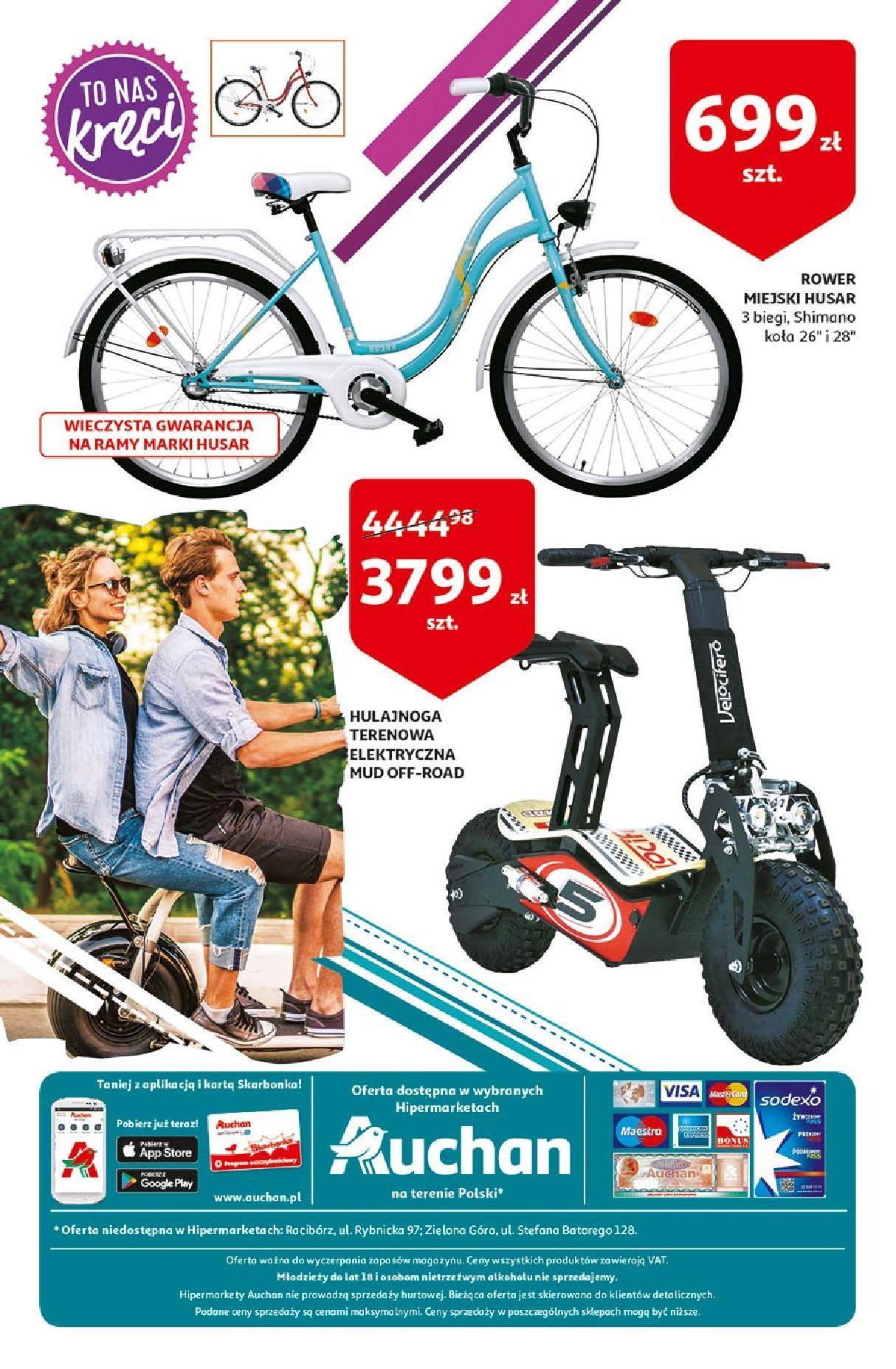 Gazetka promocyjna Auchan do 10/04/2019 str.31
