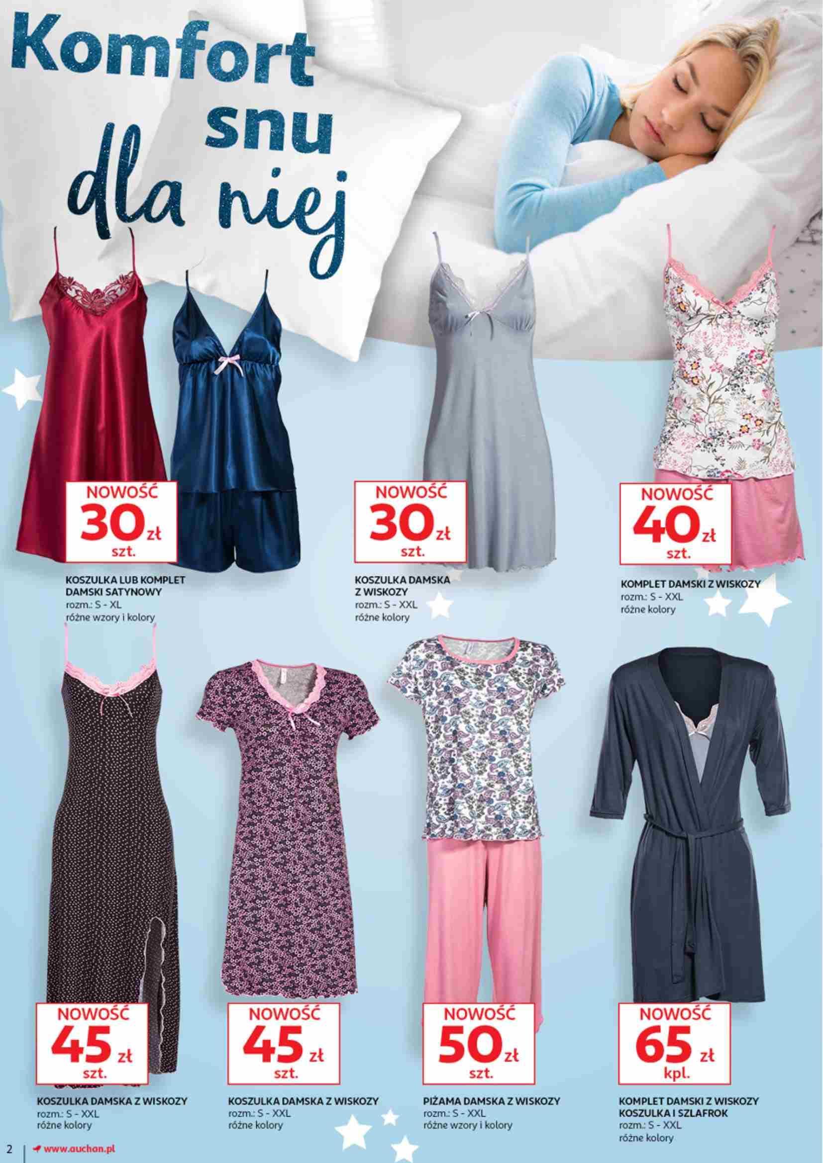 Gazetka promocyjna Auchan do 10/04/2019 str.1
