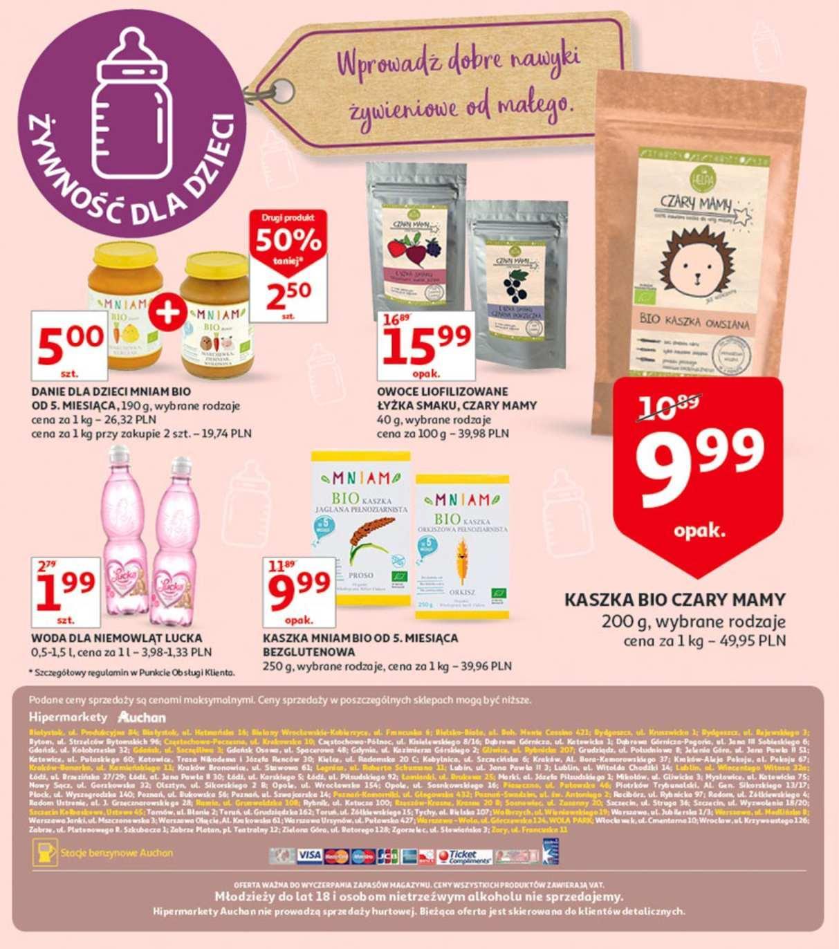 Gazetka promocyjna Auchan do 23/07/2018 str.15