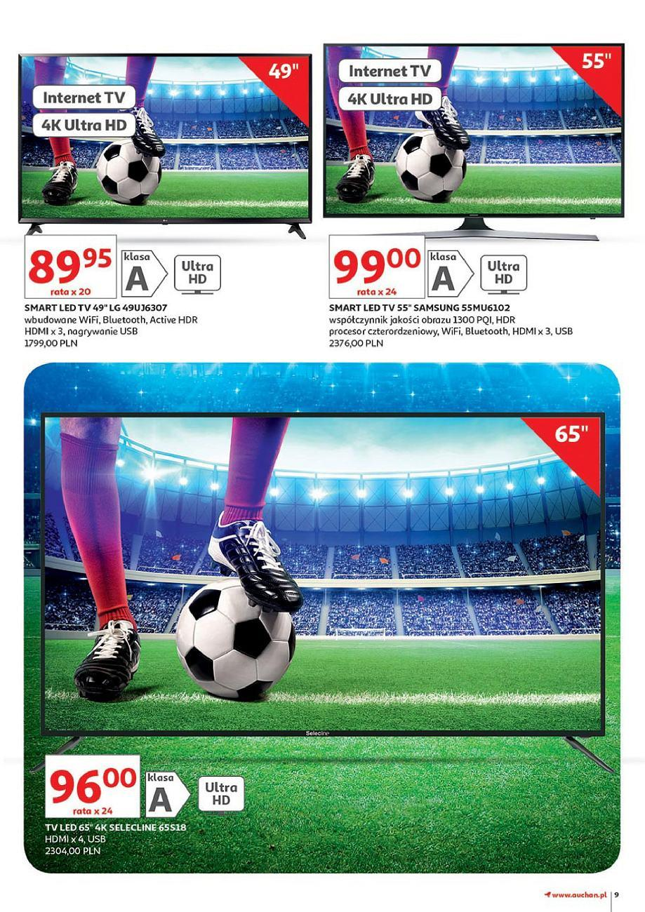 Gazetka promocyjna Auchan do 28/06/2018 str.9