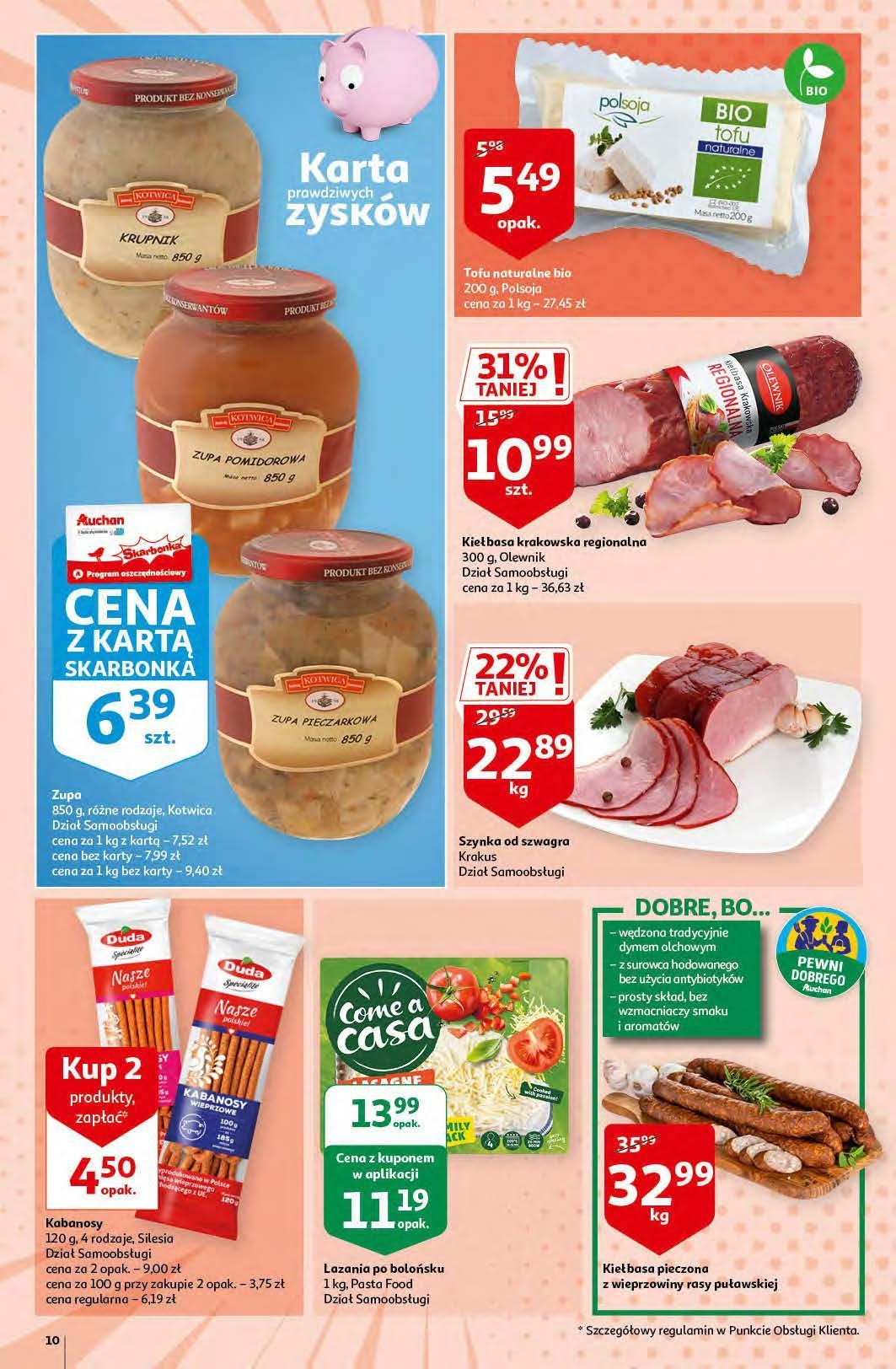 Gazetka promocyjna Auchan do 21/10/2020 str.9