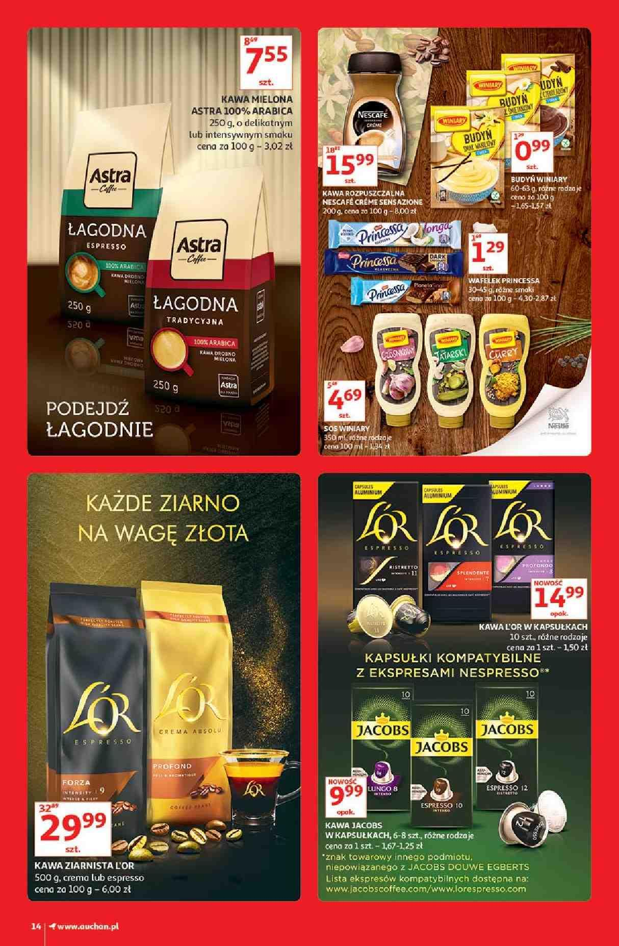 Gazetka promocyjna Auchan do 13/03/2019 str.14