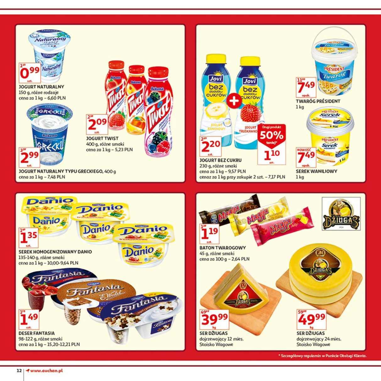 Gazetka promocyjna Auchan do 12/12/2018 str.12