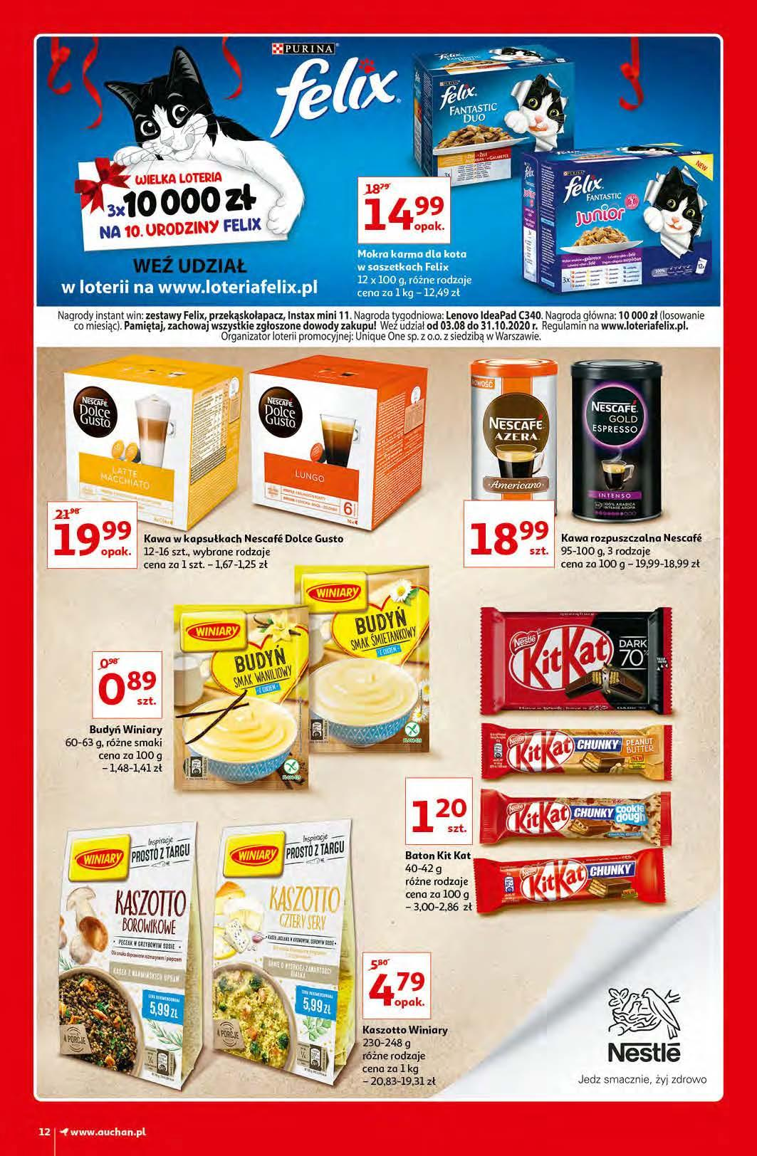 Gazetka promocyjna Auchan do 21/10/2020 str.11