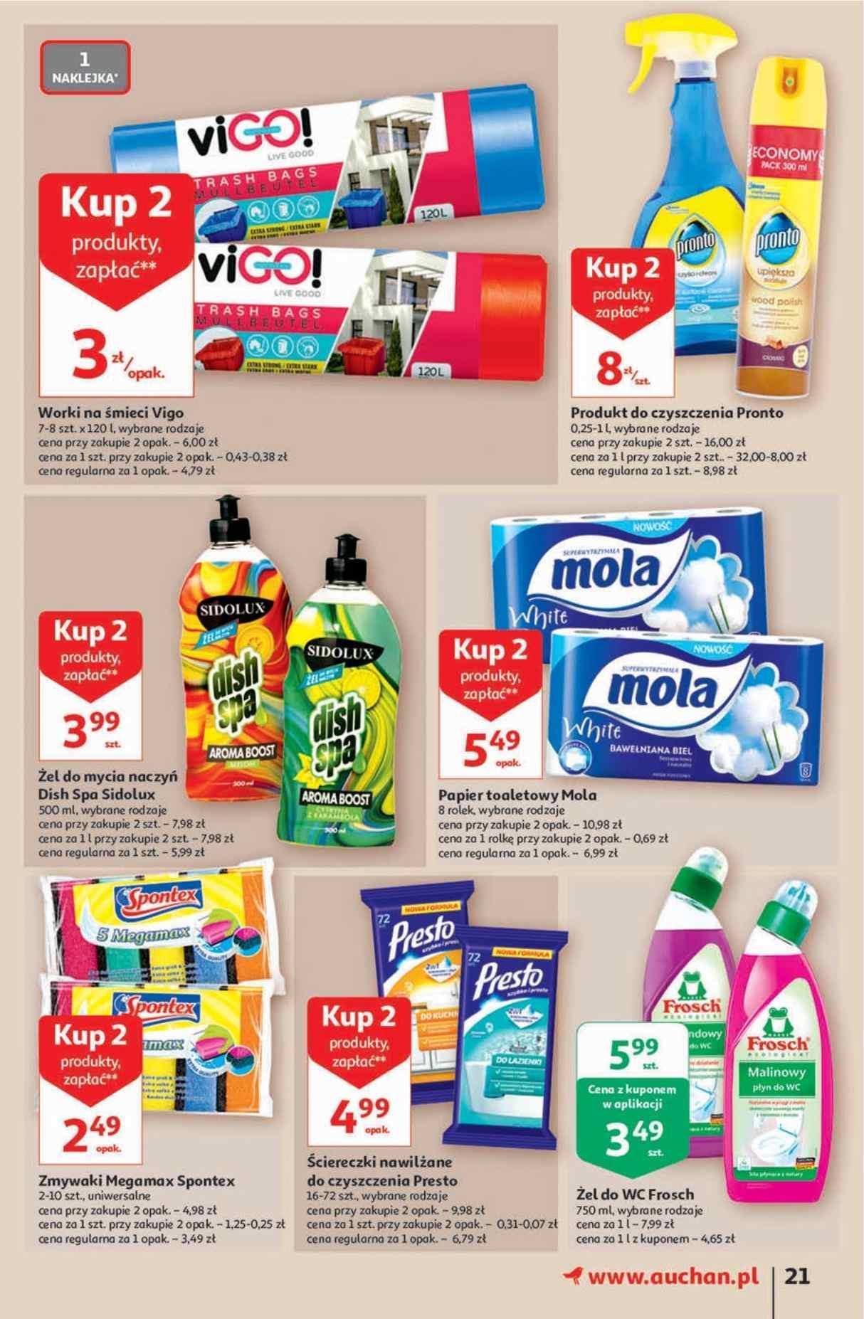 Gazetka promocyjna Auchan do 07/10/2020 str.20