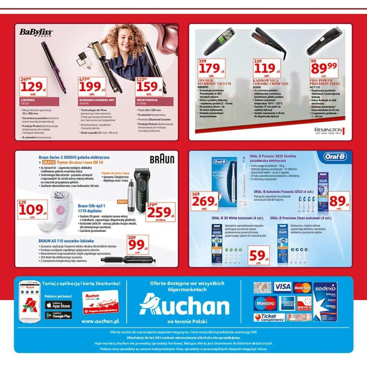 Gazetka promocyjna Auchan do 12/12/2018 str.48