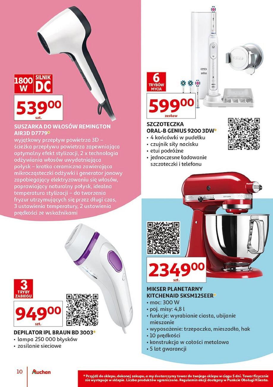 Gazetka promocyjna Auchan do 15/07/2018 str.9