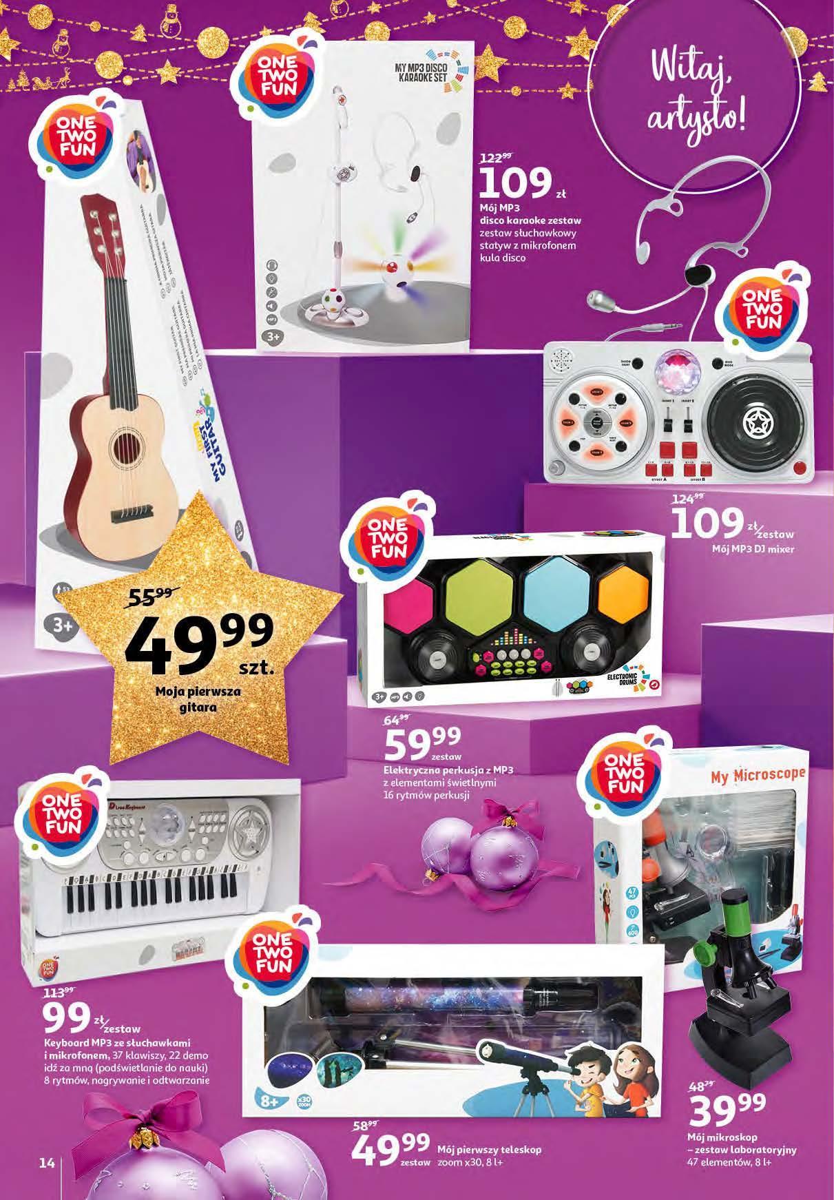 Gazetka promocyjna Auchan do 25/11/2020 str.14