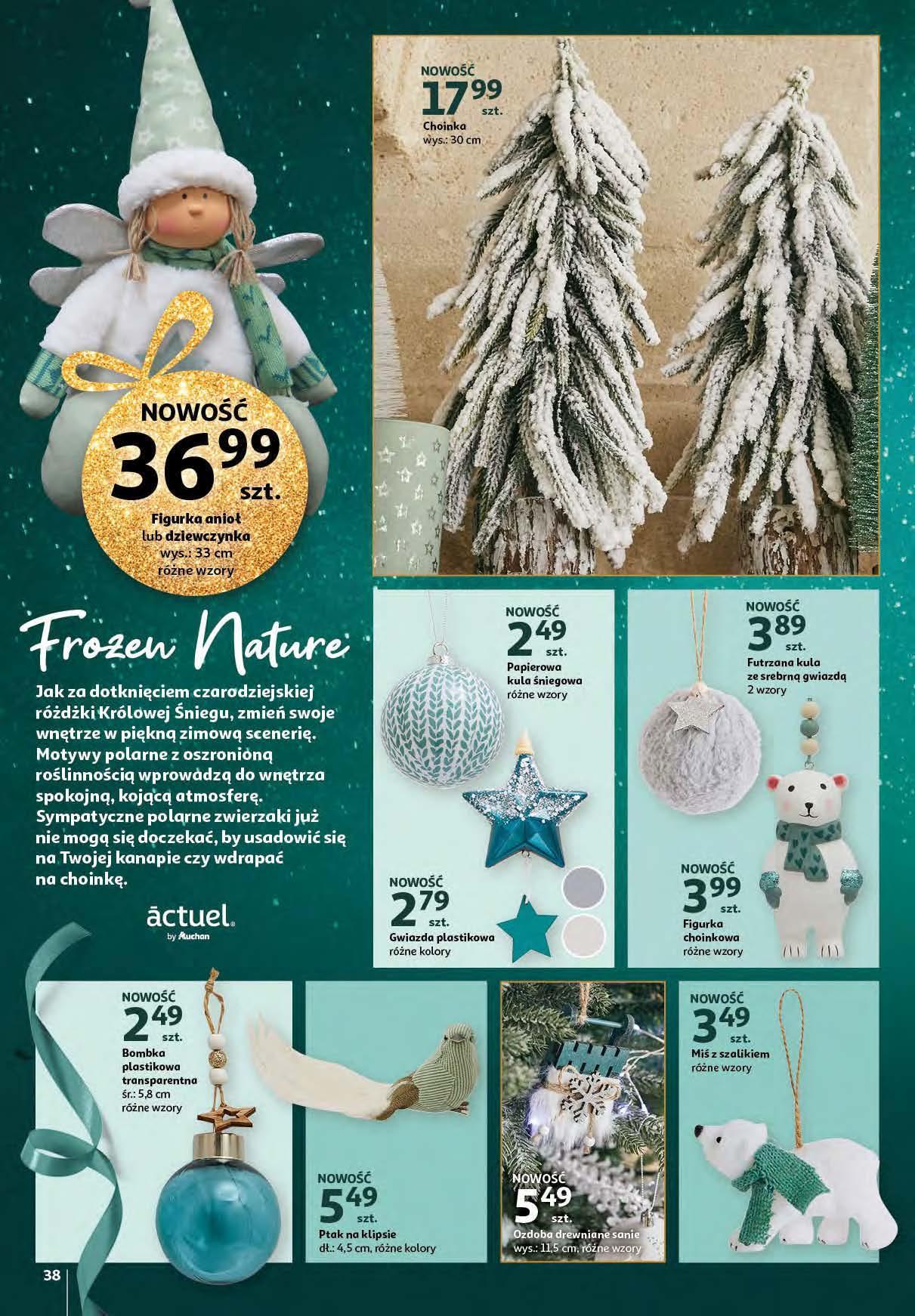 Gazetka promocyjna Auchan do 25/11/2020 str.38