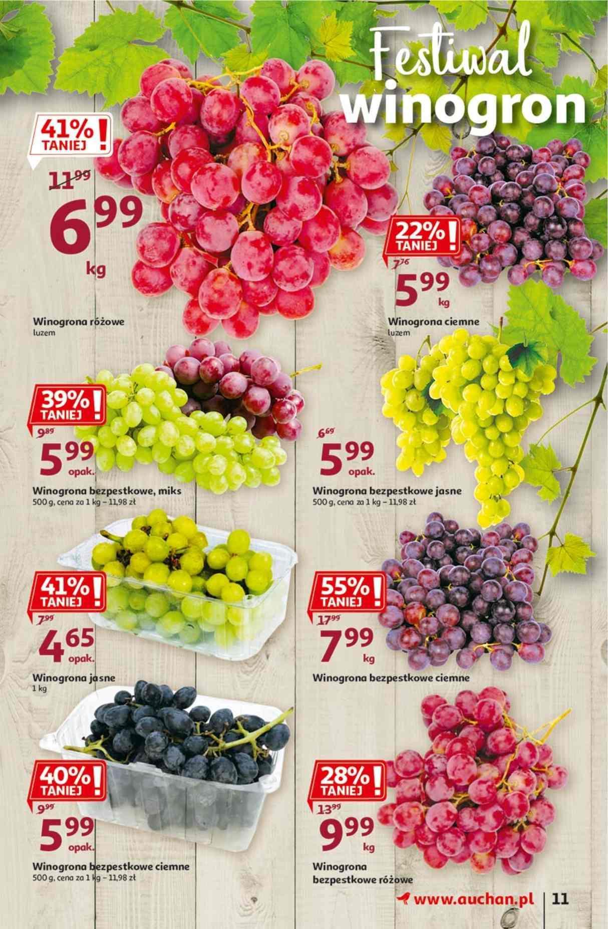 Gazetka promocyjna Auchan do 16/09/2020 str.10