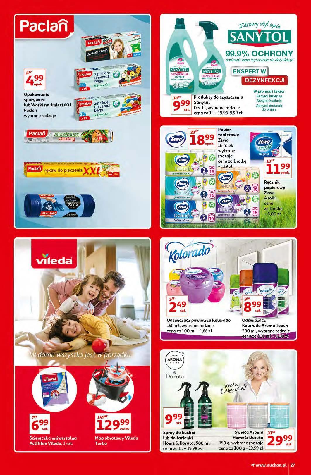 Gazetka promocyjna Auchan do 21/10/2020 str.26