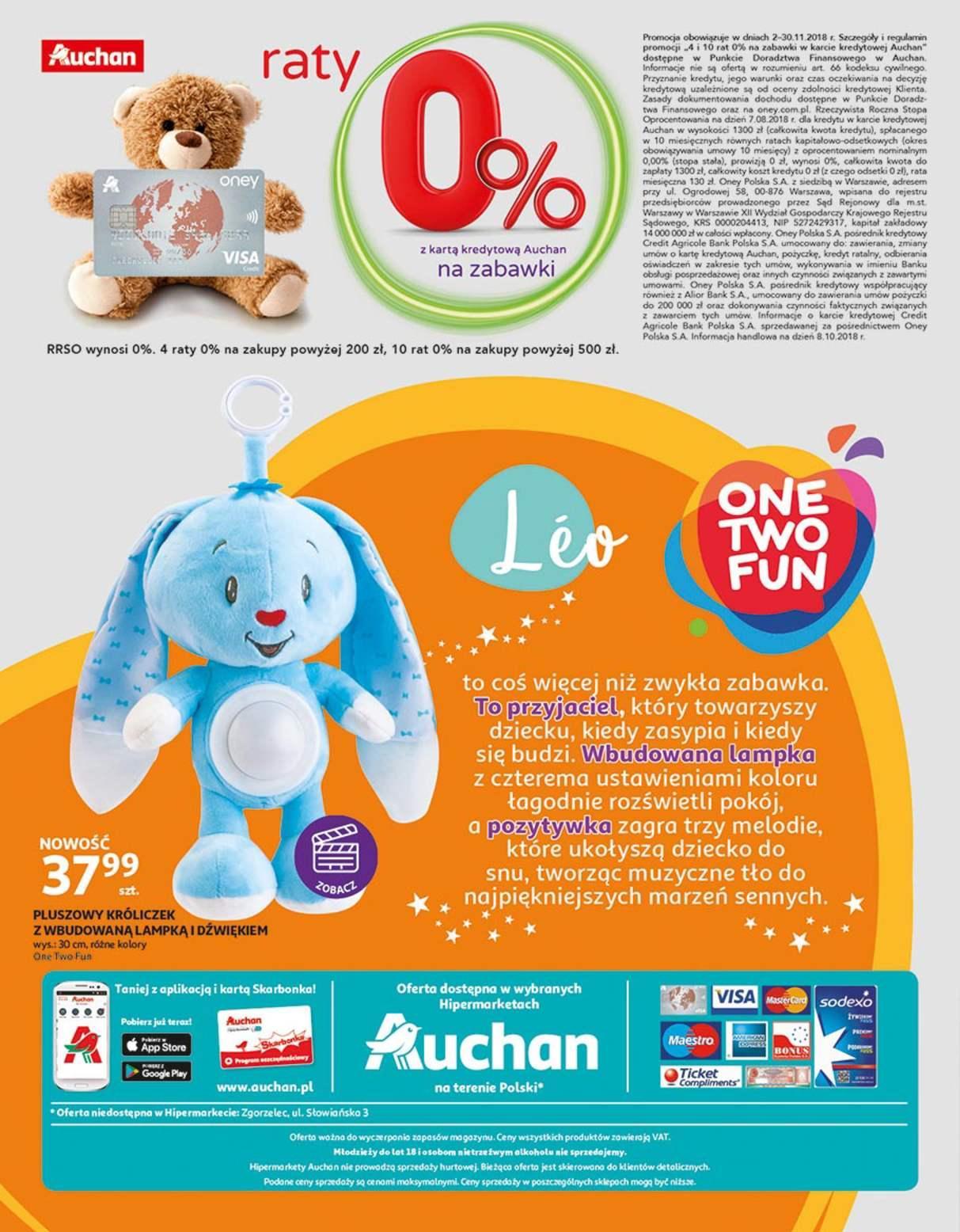 Gazetka promocyjna Auchan do 28/11/2018 str.24