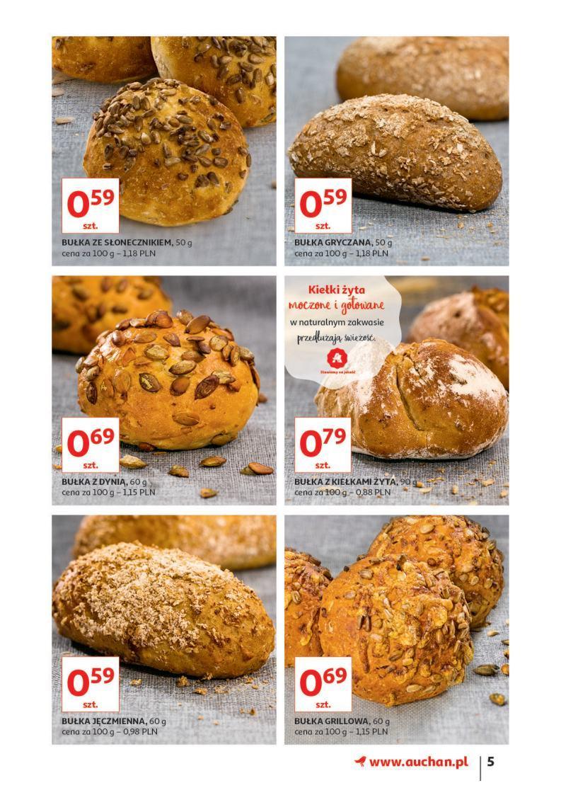 Gazetka promocyjna Auchan do 23/01/2019 str.5