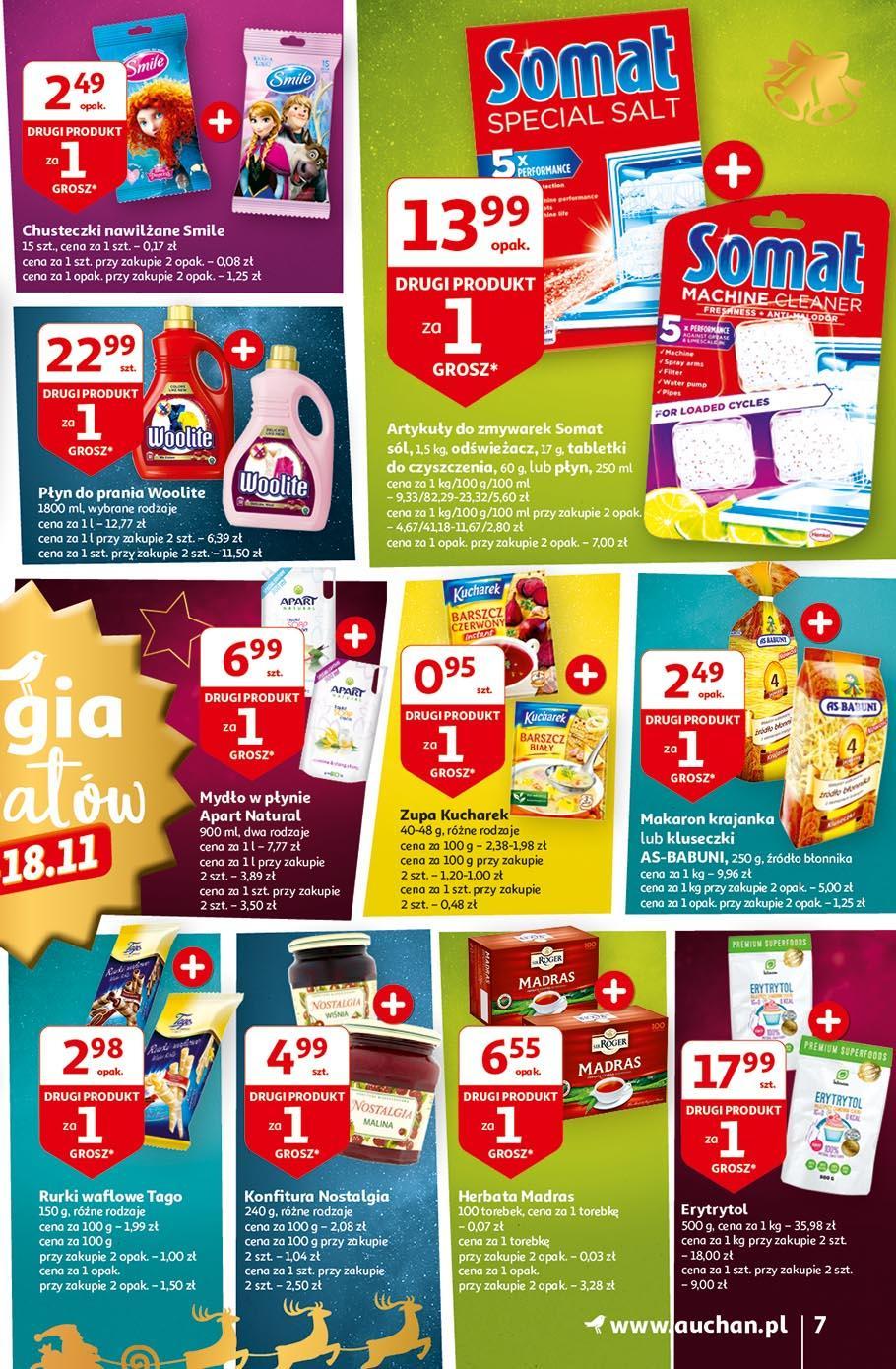 Gazetka promocyjna Auchan do 18/11/2020 str.7