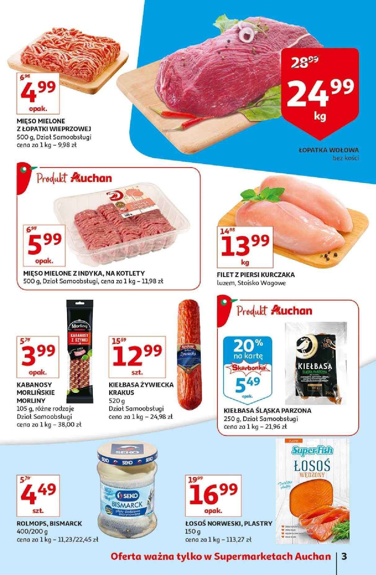 Gazetka promocyjna Auchan do 03/04/2019 str.2