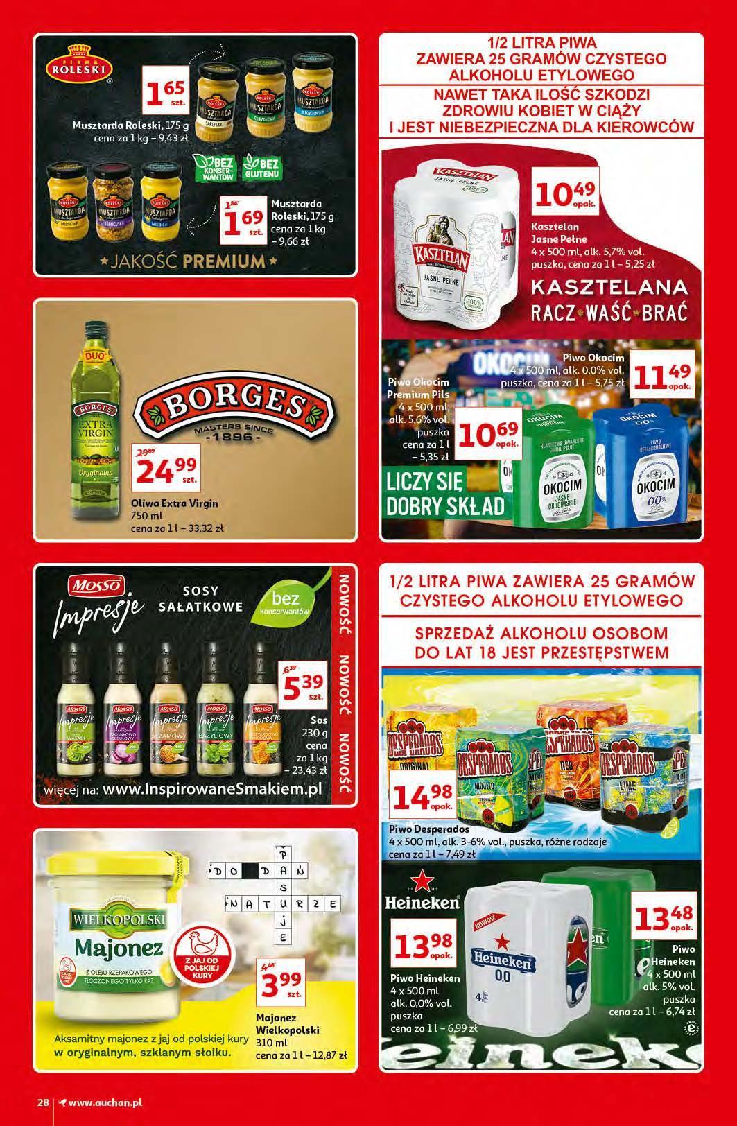 Gazetka promocyjna Auchan do 21/10/2020 str.27