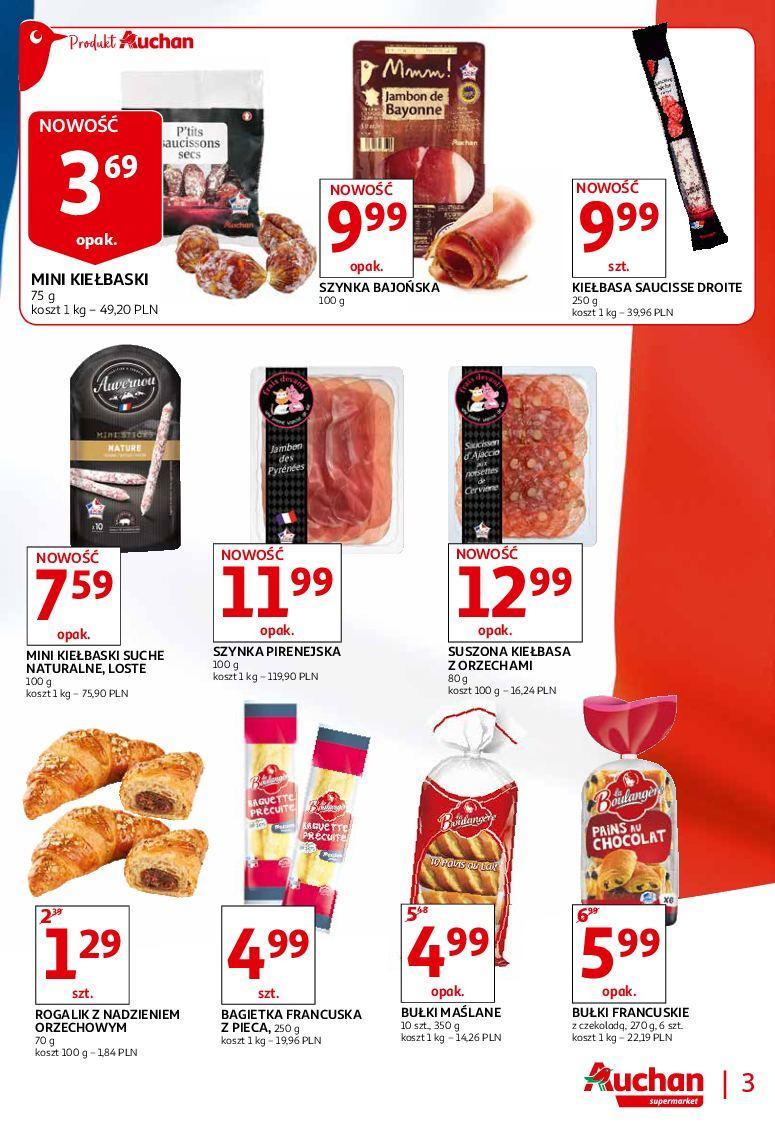 Gazetka promocyjna Auchan do 14/07/2018 str.3
