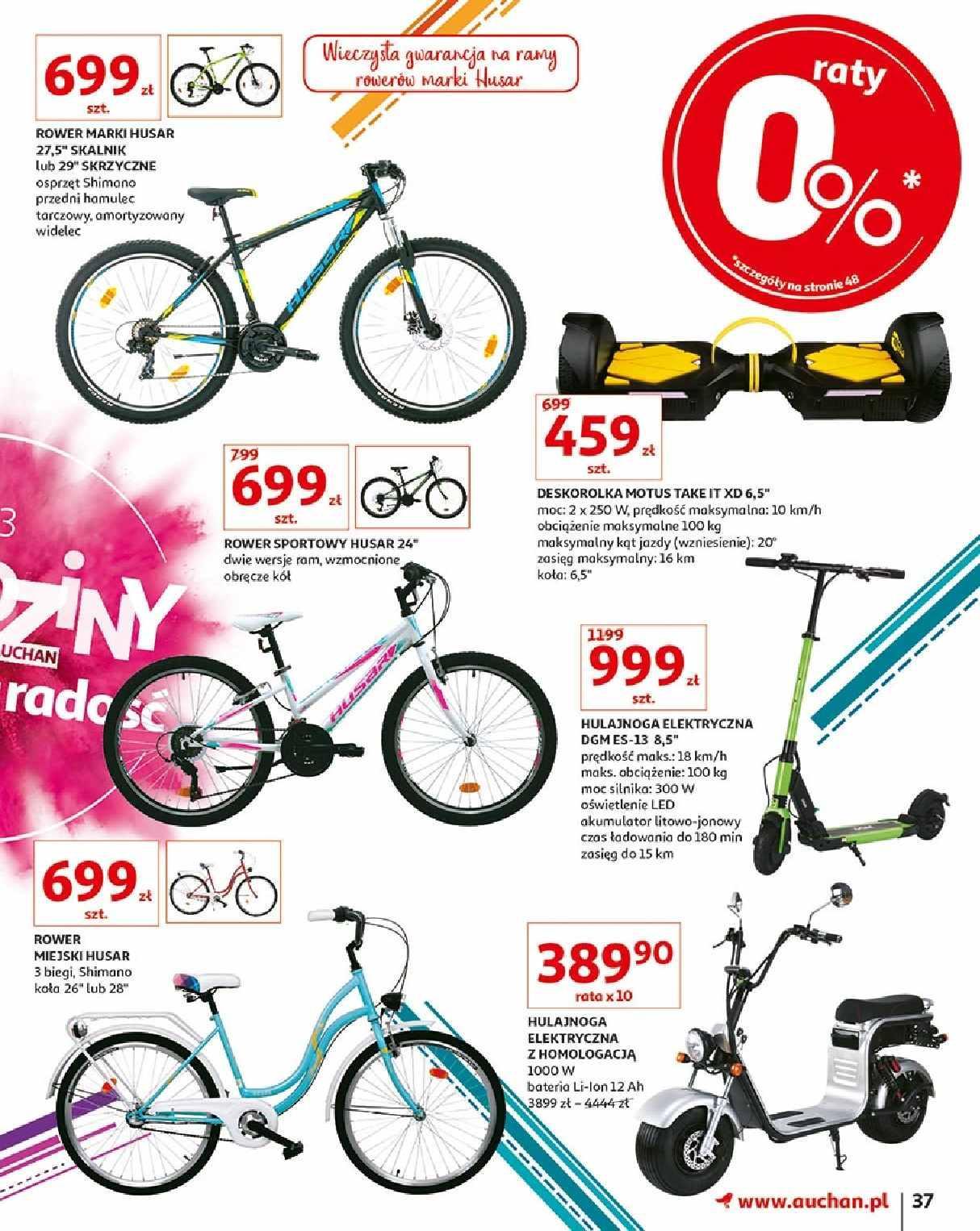 Gazetka promocyjna Auchan do 06/05/2019 str.36