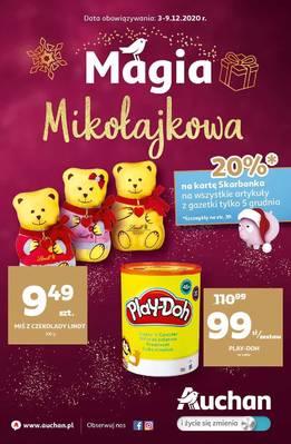 Magia Mikołajkowa