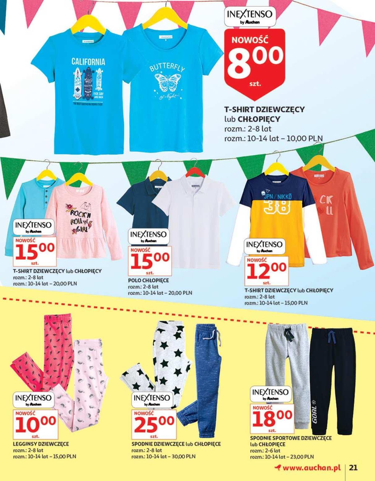 Gazetka promocyjna Auchan do 22/08/2018 str.21