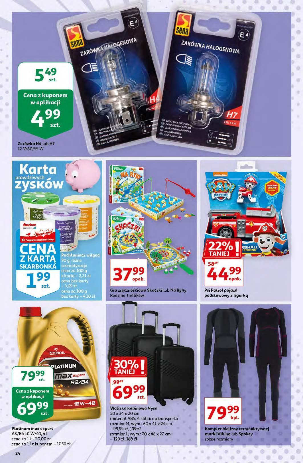 Gazetka promocyjna Auchan do 21/10/2020 str.23